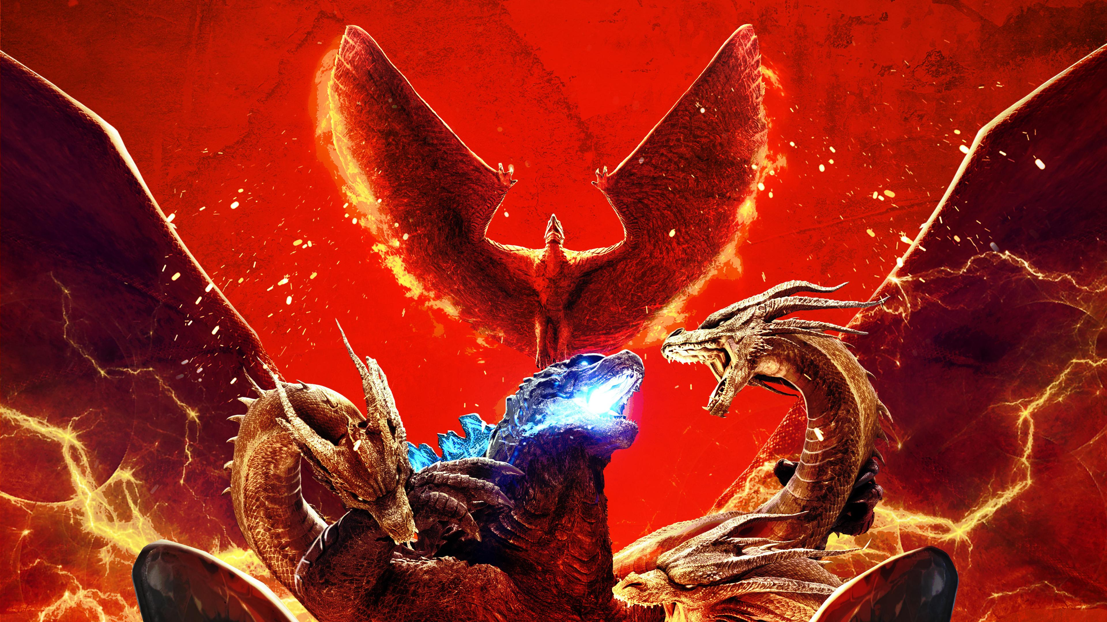 Godzilla: King Of The Monsters Desktop Wallpapers ...