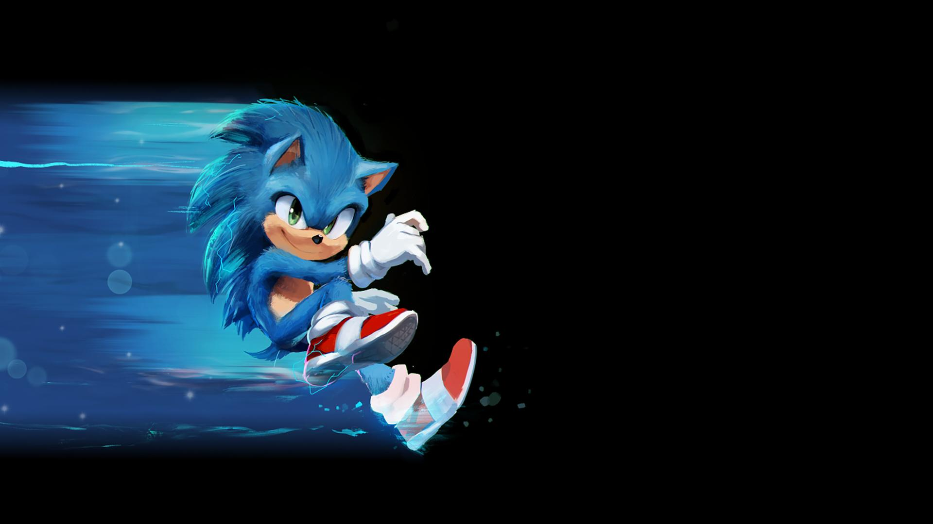 Sonic The Movie Desktop Wallpapers Wallpaper Cave
