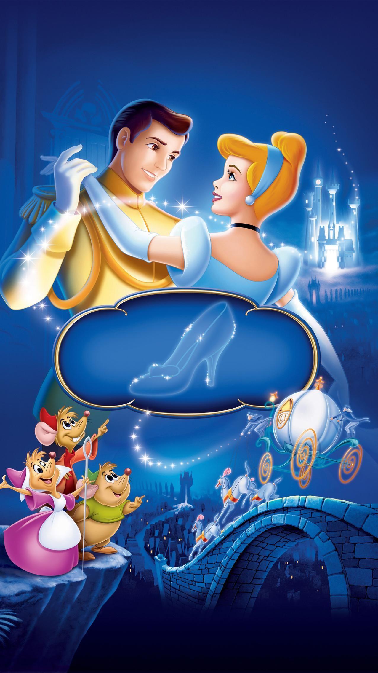 Disney Cinderella Phone Hd Wallpapers - Wallpaper Cave