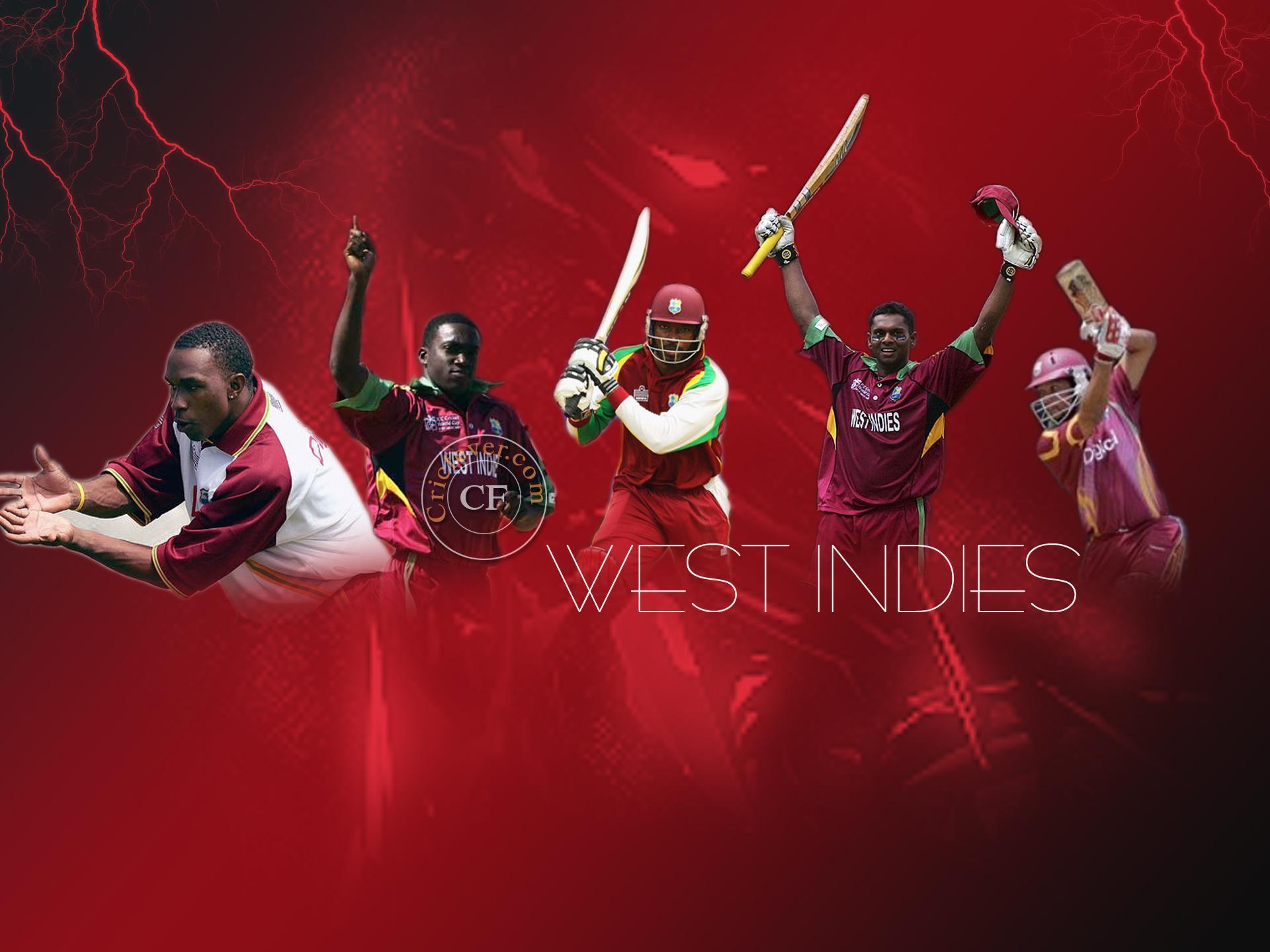 West Indies Cricket Team Teams Background