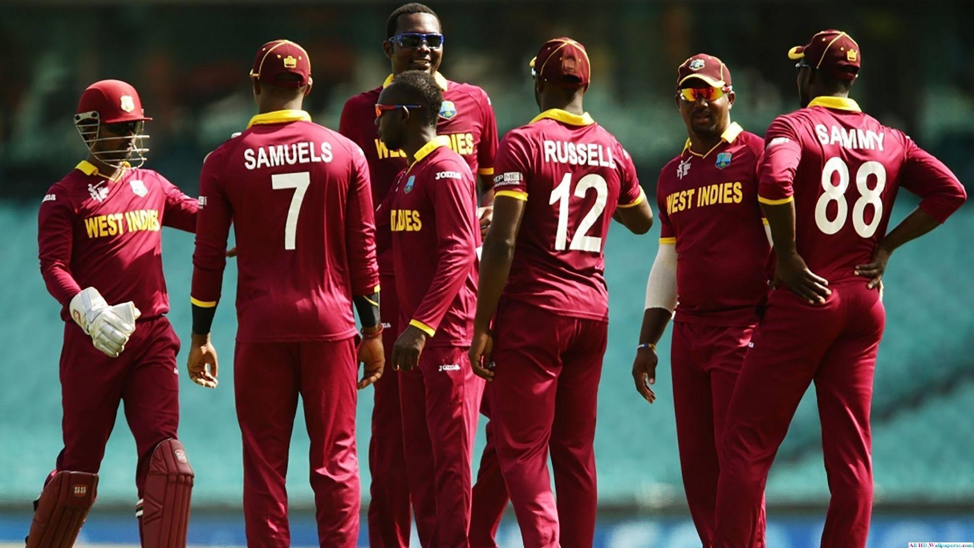 West Indies Cricket Team Teams Background 2