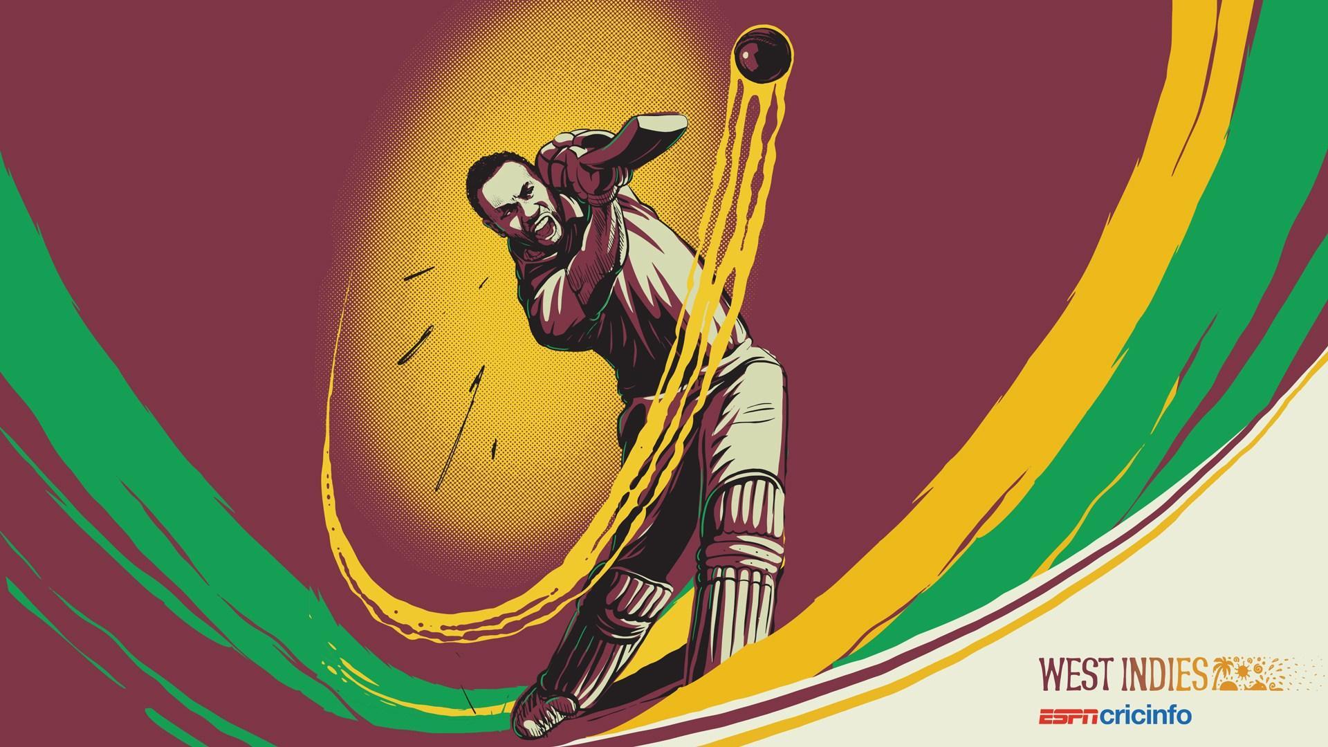West Indies Cricket Team Teams Background 3