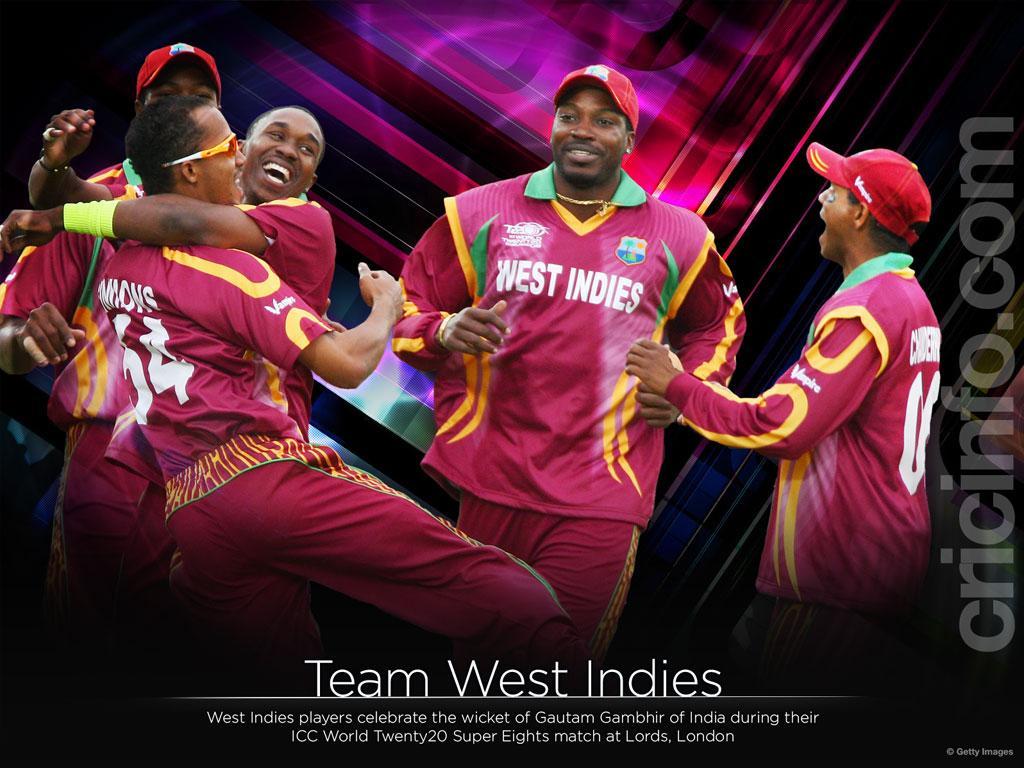 West Indies Cricket Team Teams Background 6