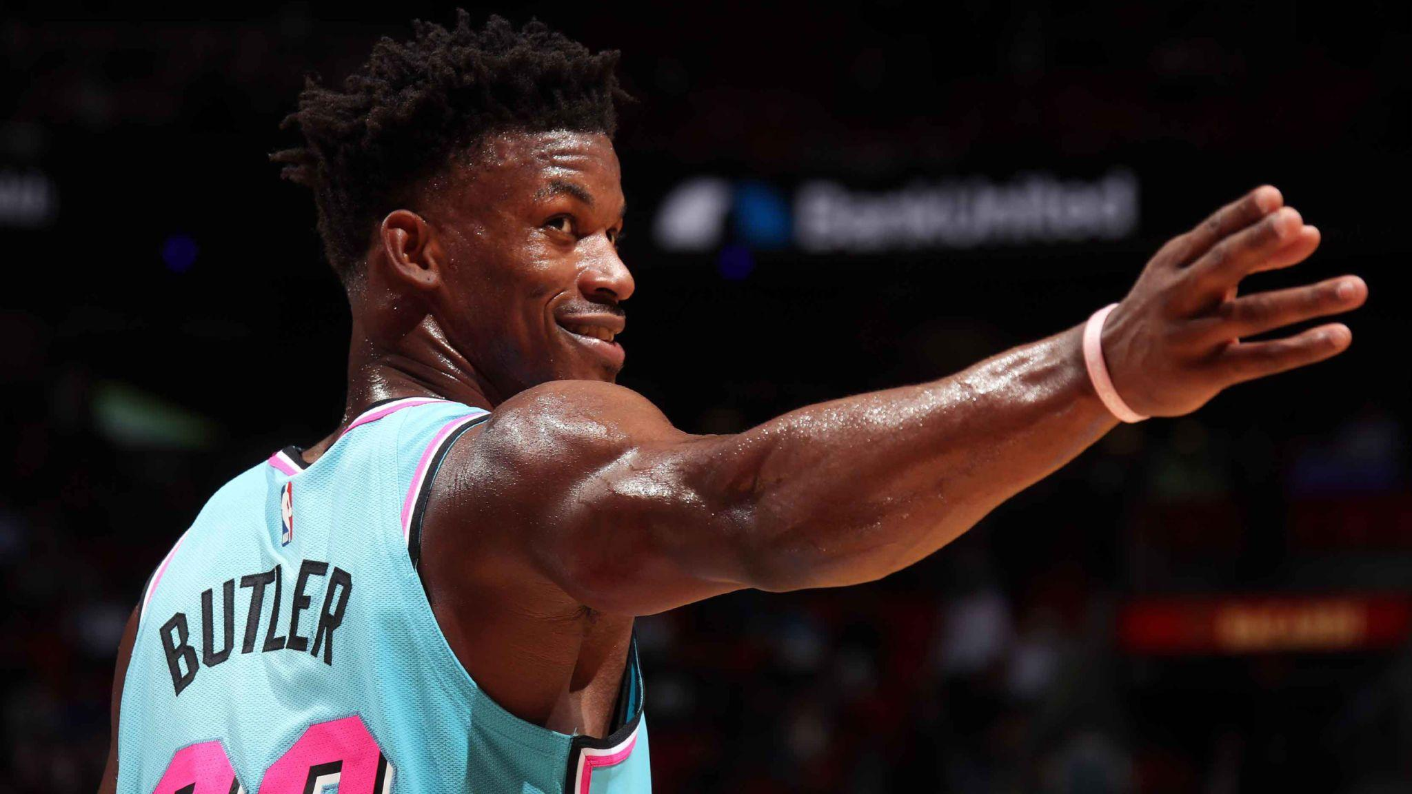Jimmy Butler Miami Heat Desktop Wallpapers Wallpaper Cave