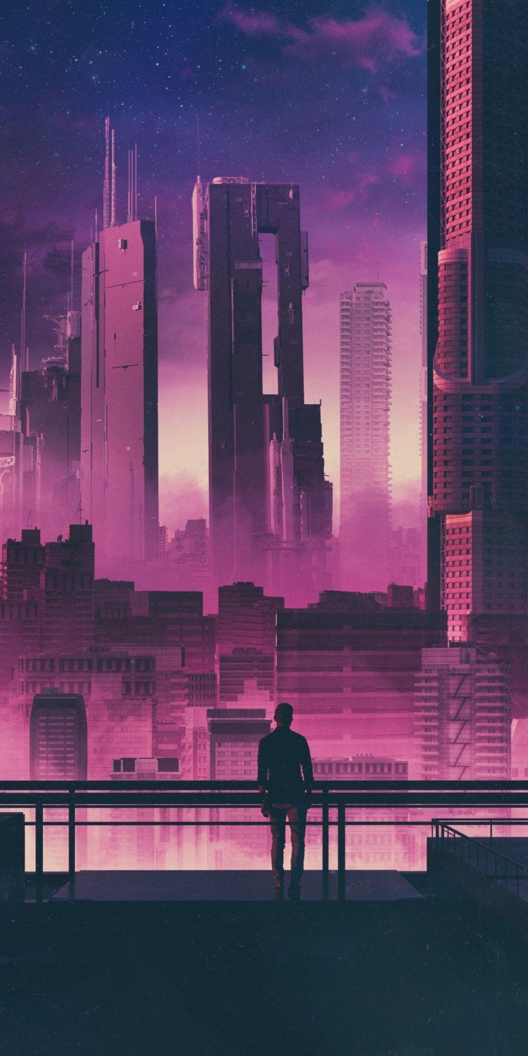 Cyberpunk 2077 Mobile Hd Wallpapers Wallpaper Cave