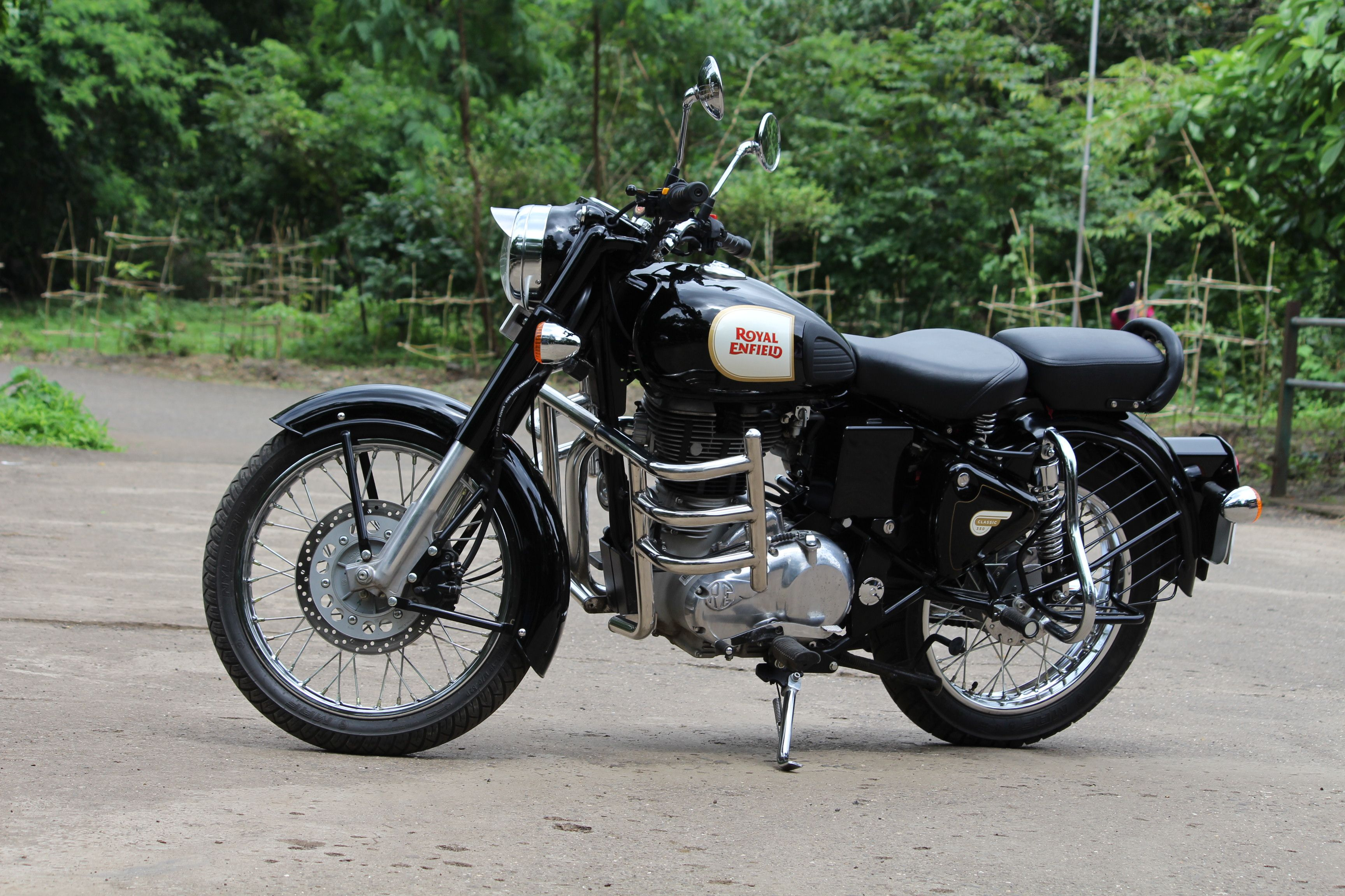 Royal Enfield 350 Classic Wallpapers Wallpaper Cave