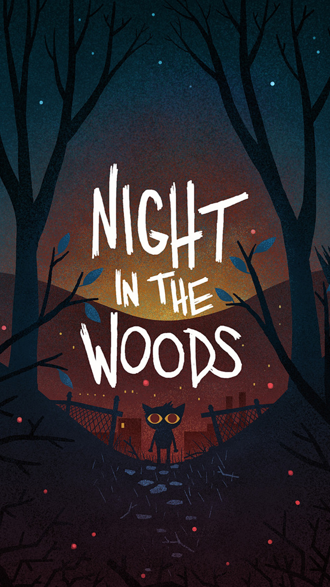 Night In The Woods Iphone Wallpapers Wallpaper Cave