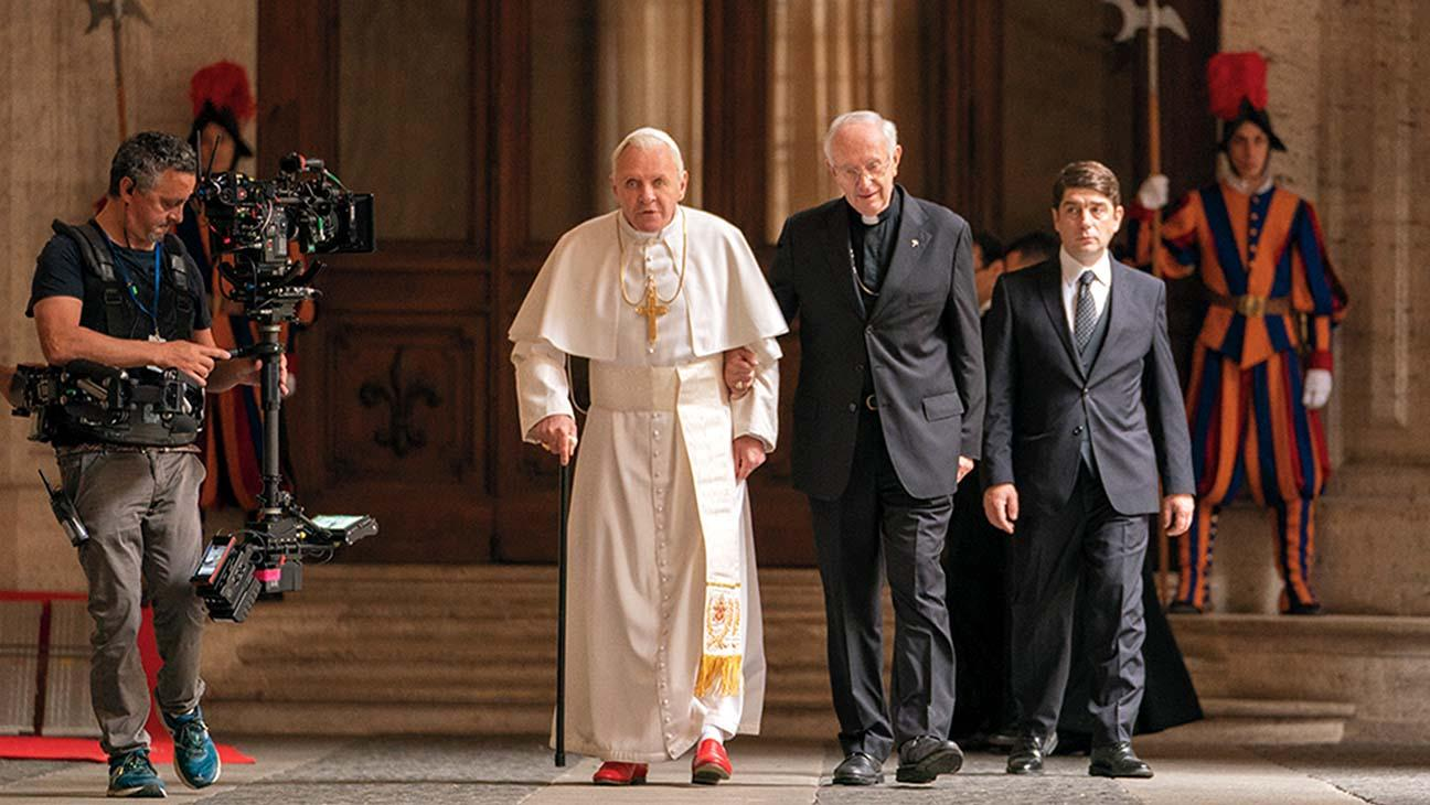 Making of 'The Two Popes': Director Fernando Meirelles Cast