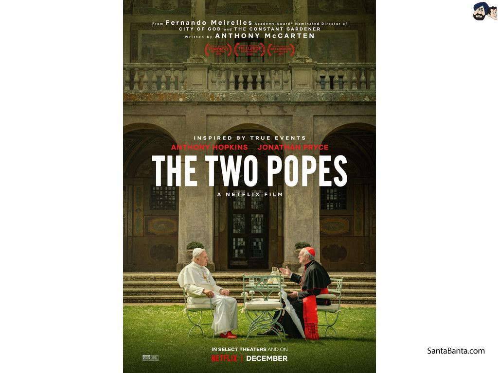 The Two Popes Wallpapers