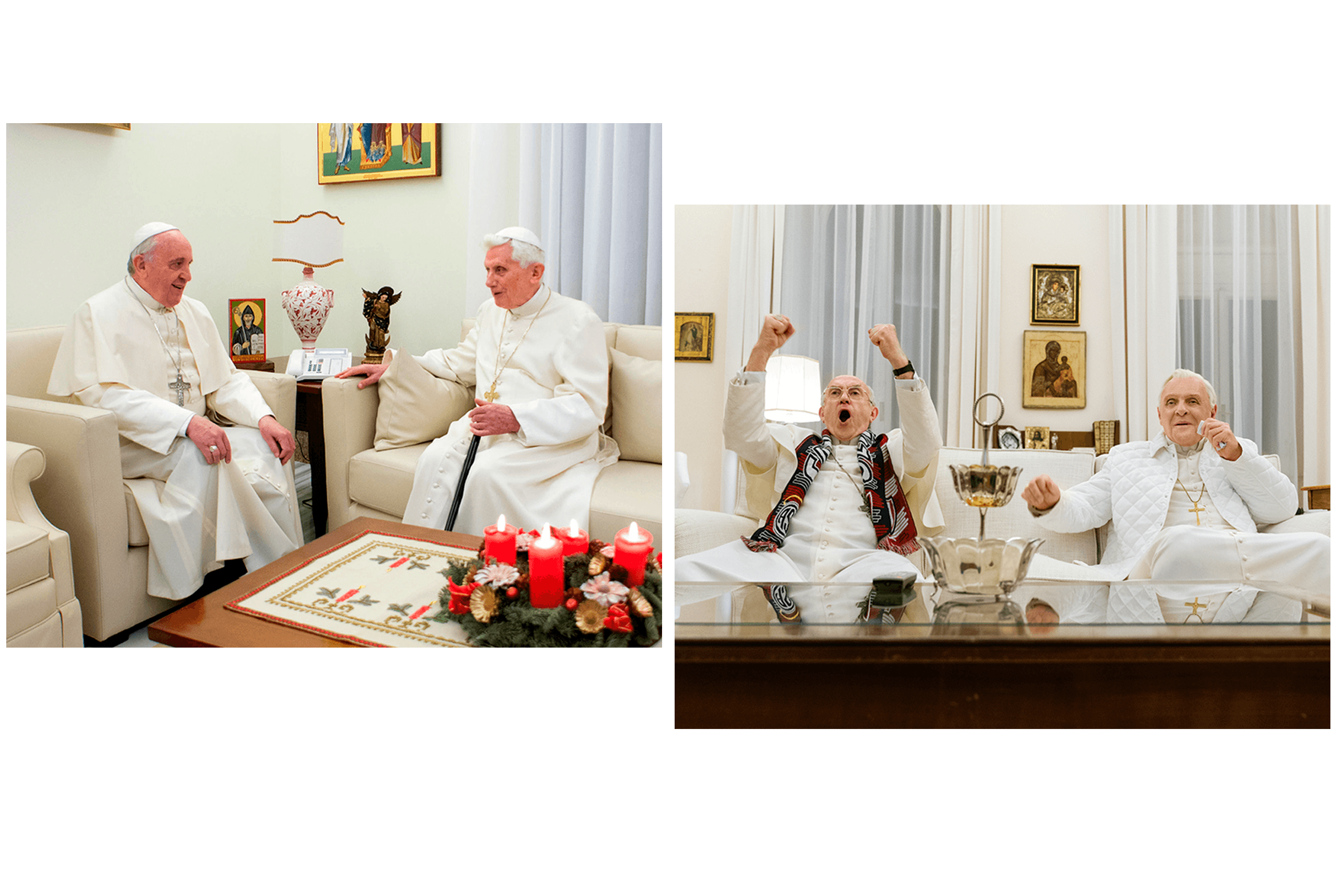 The Two Popes: What Actually Happened When Francis Met