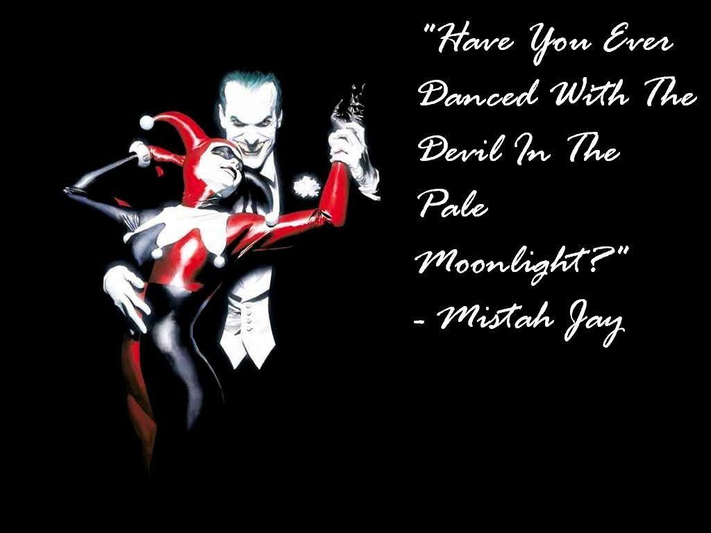 Joker Quotes Smile Wallpapers Wallpaper Cave