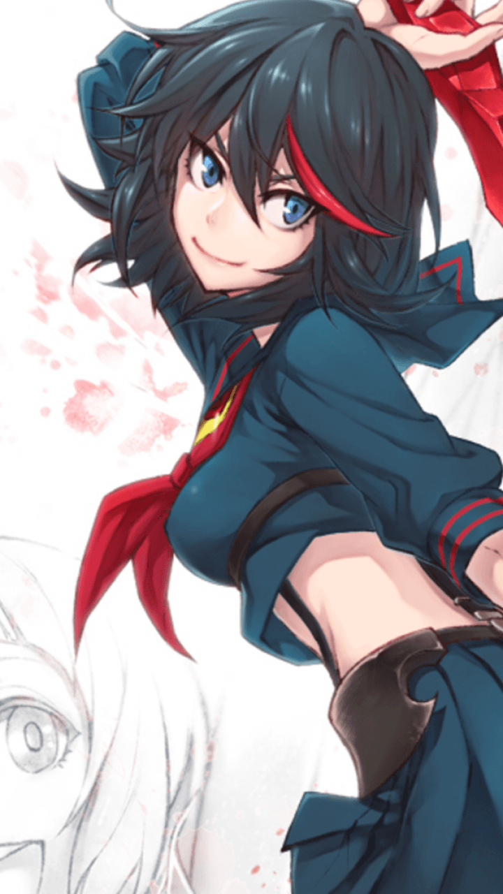 Anime Kill La Kill Wallpapers Wallpaper Cave