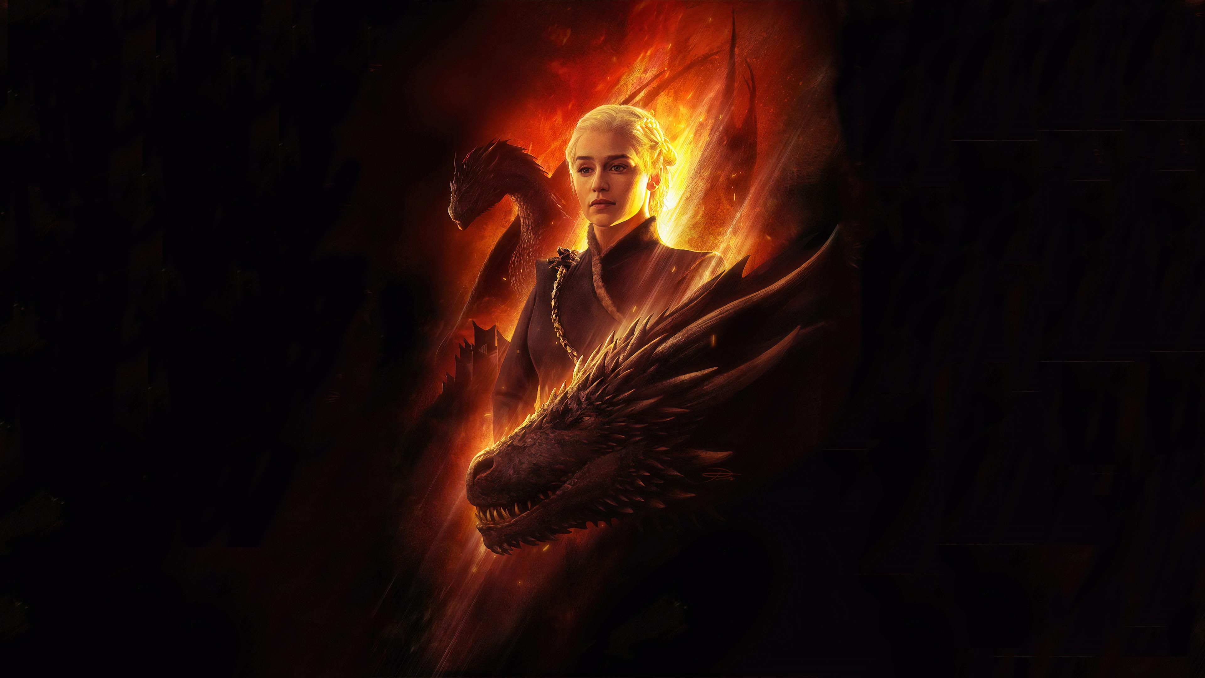 Картинки на аву драконов из игры престолов
