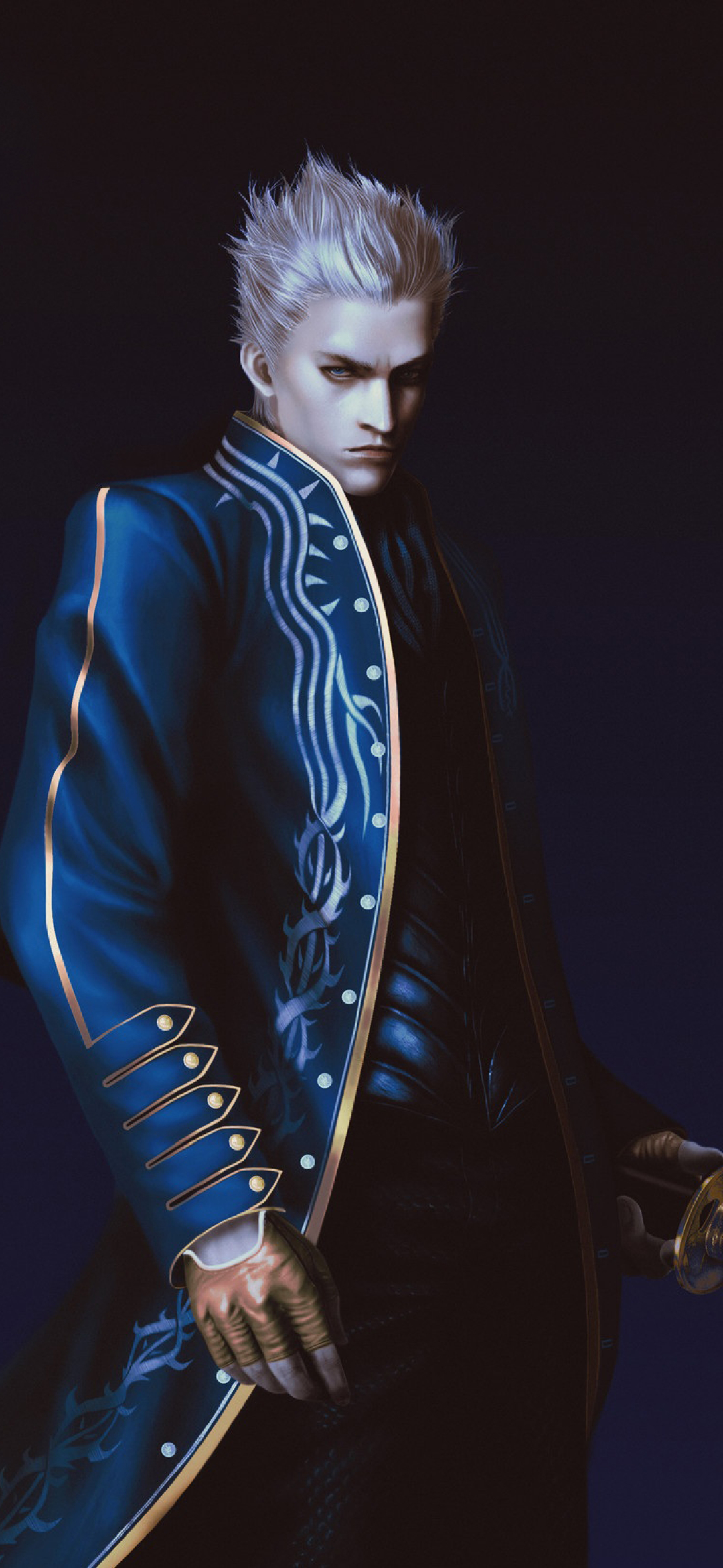 Devil May Cry Vergil Wallpapers Wallpaper Cave
