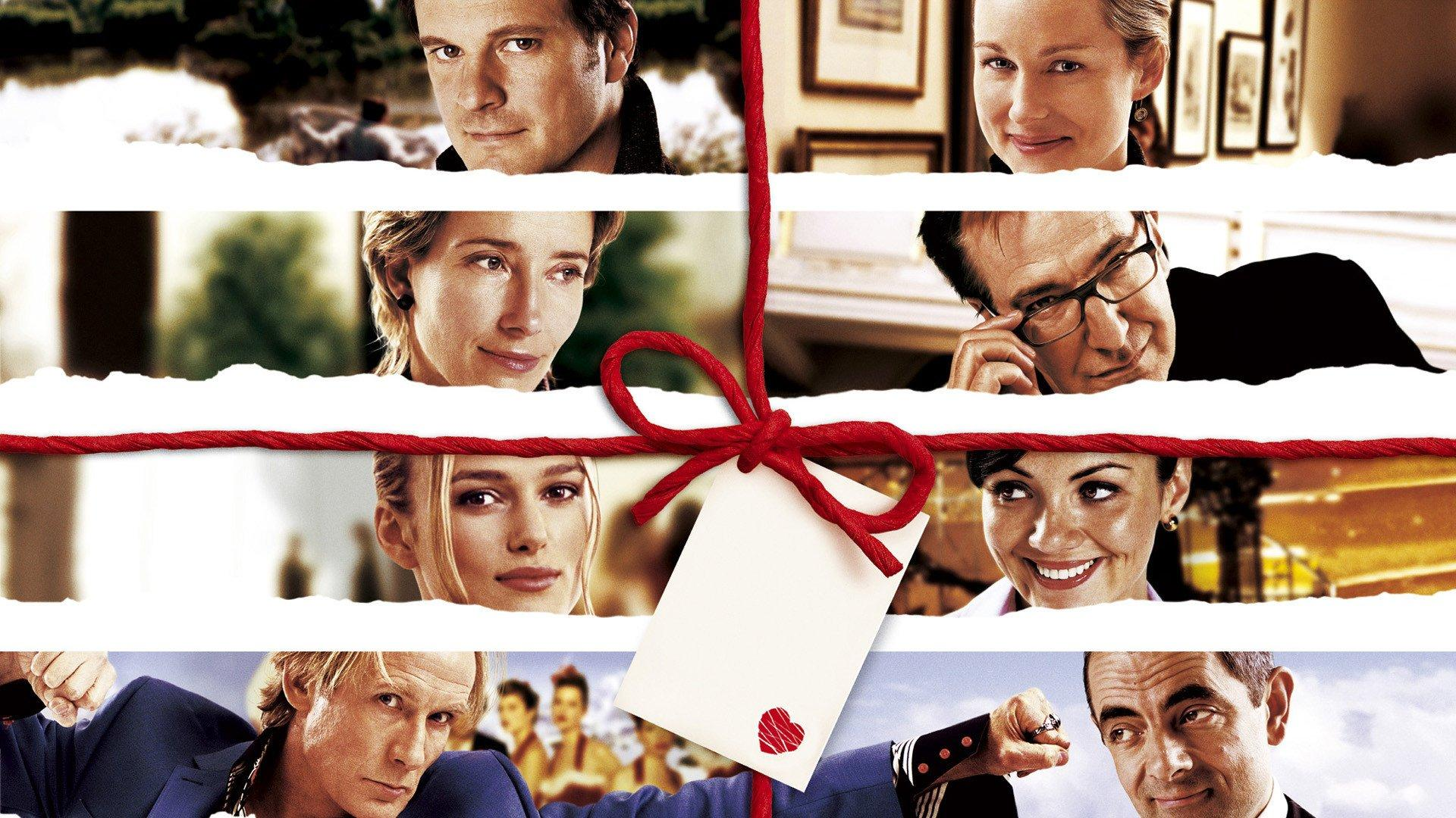 3 Love Actually HD Wallpapers