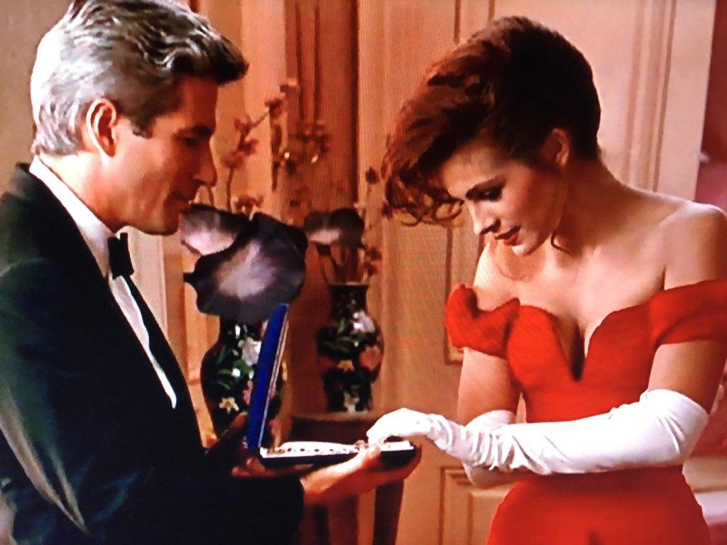 Nina Romano on Twitter: Pretty Woman