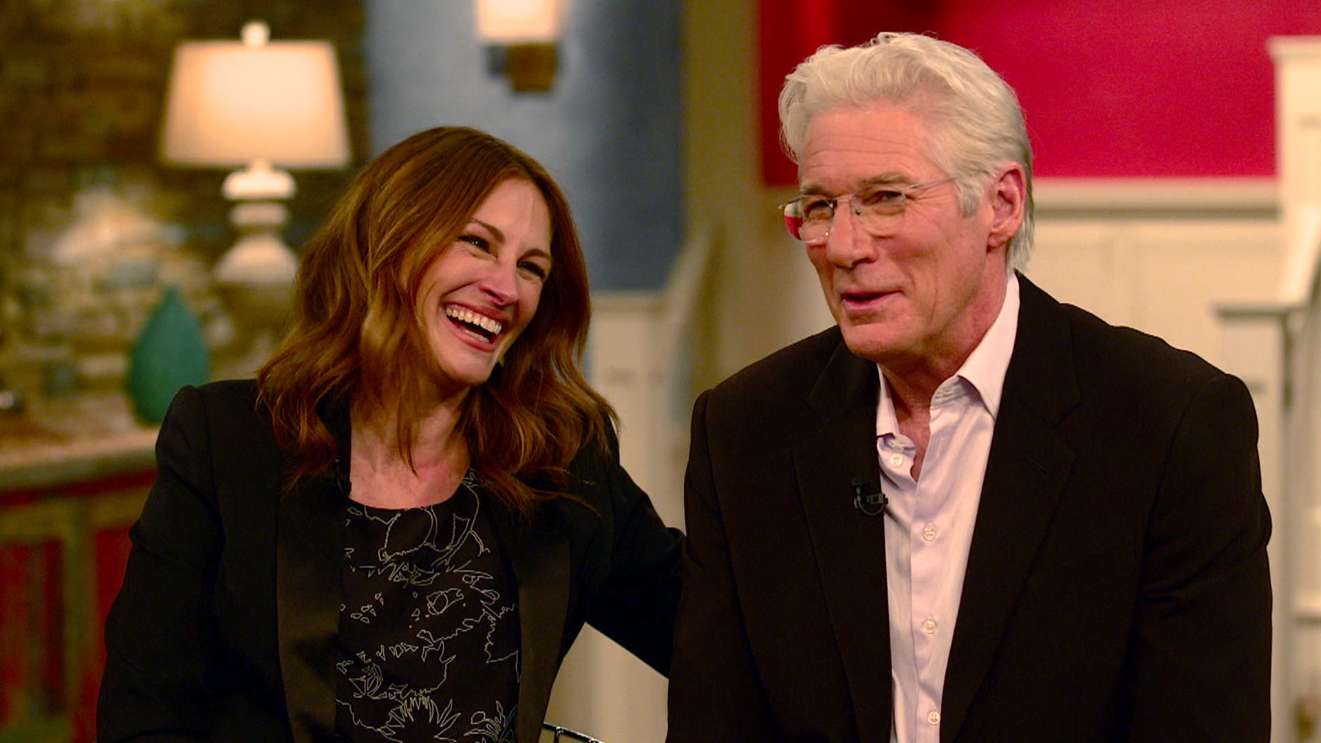 Julia Roberts, Richard Gere reenact 'Pretty Woman' lines