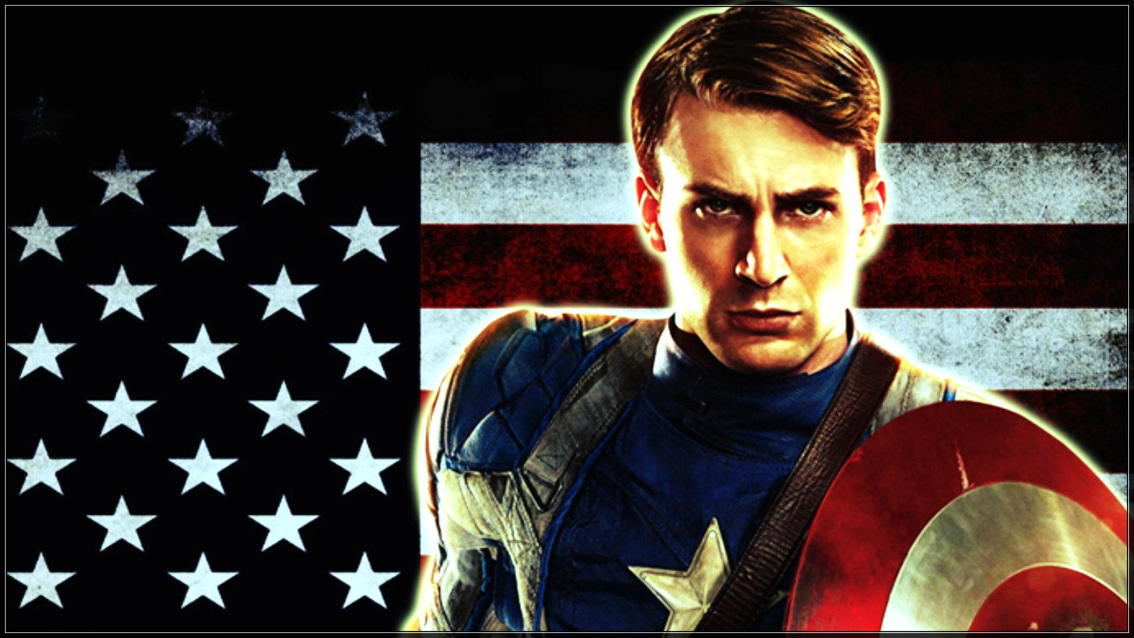 Captain America The First Avenger Movie Wallpapers Wallpaper Cave