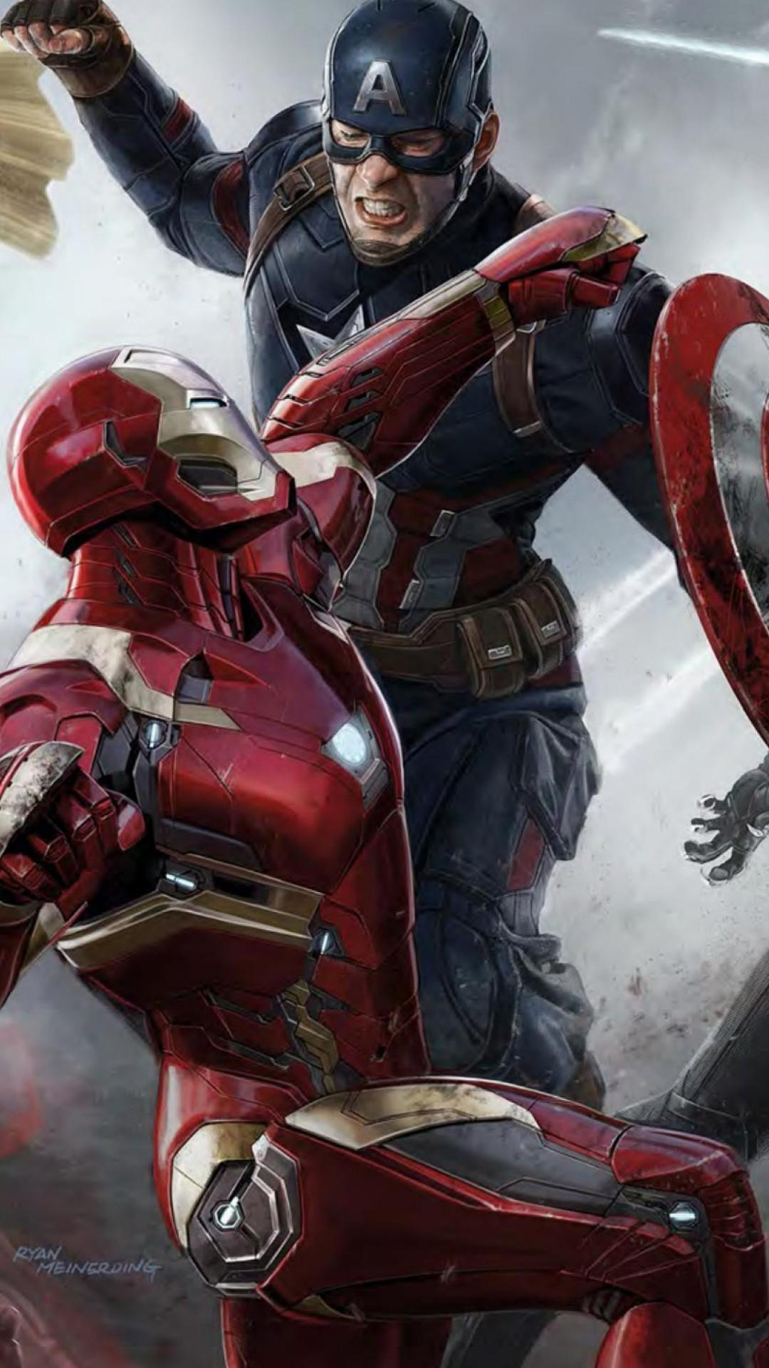 Marvel iPhone Hd Wallpapers - Wallpaper Cave