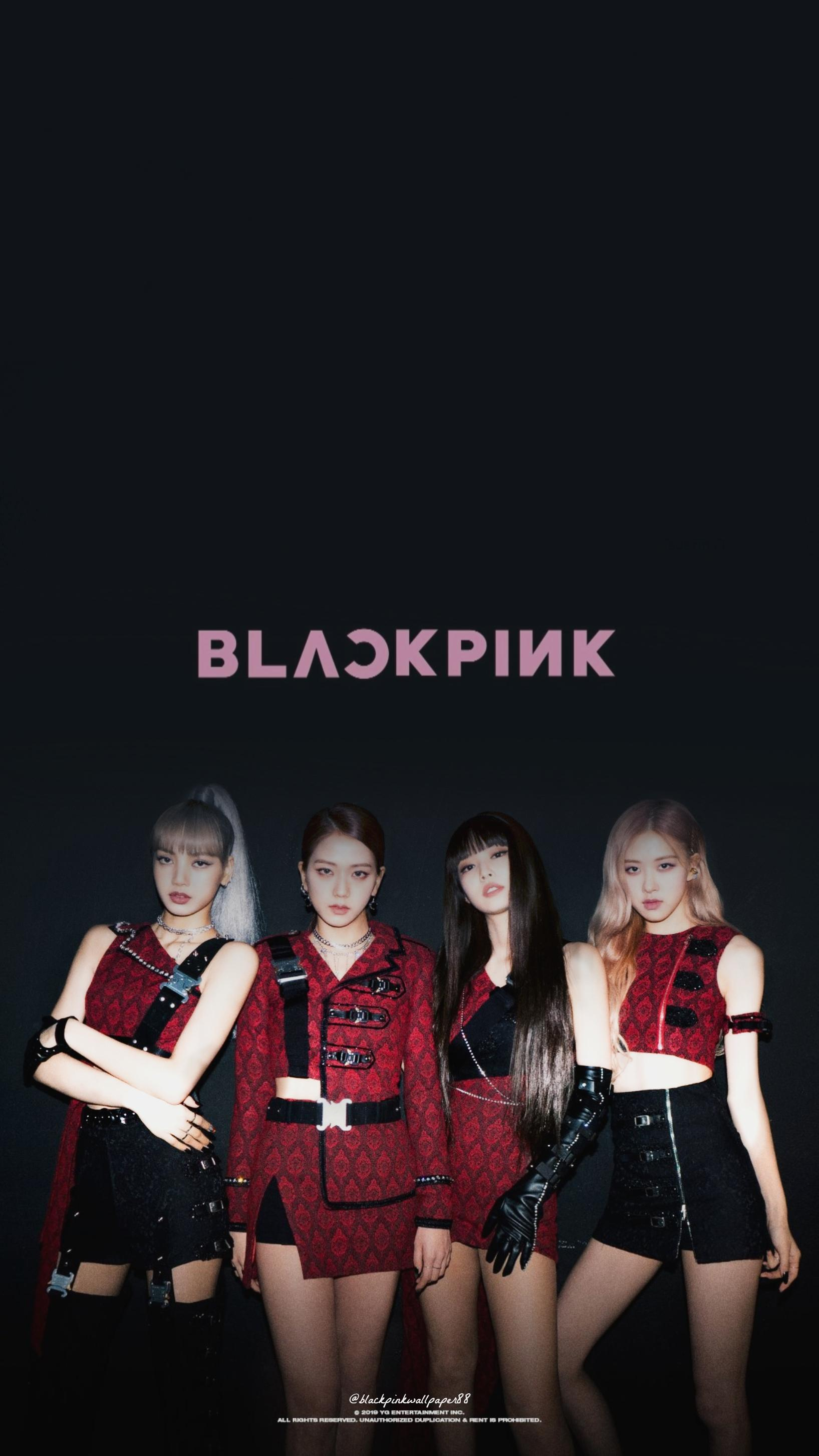 Blackpink How You Like That Wallpapers Wallpaper Cave