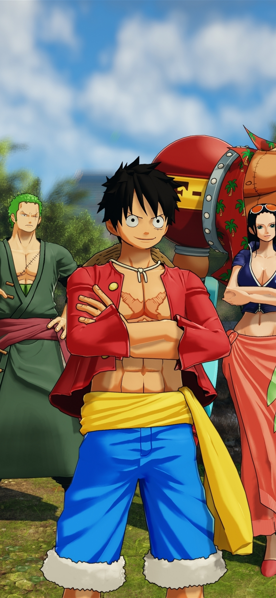 One Piece Hd 4k iPhone Wallpapers - Wallpaper Cave