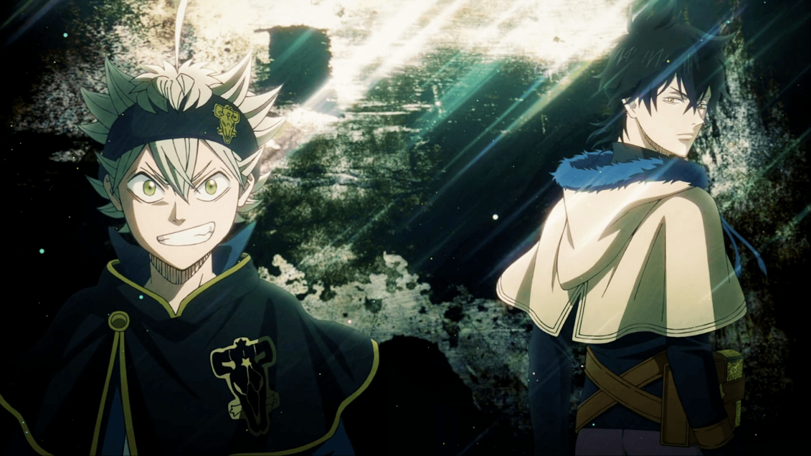 Black Clover Anime Ps4 Wallpapers Wallpaper Cave