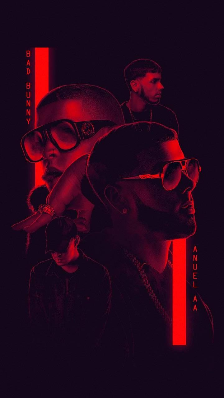 Bad Bunny Wallpaper Iphone All Phone Wallpaper Hd