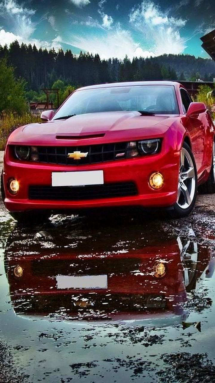 Chevy Camaro Mobile Wallpapers Wallpaper Cave