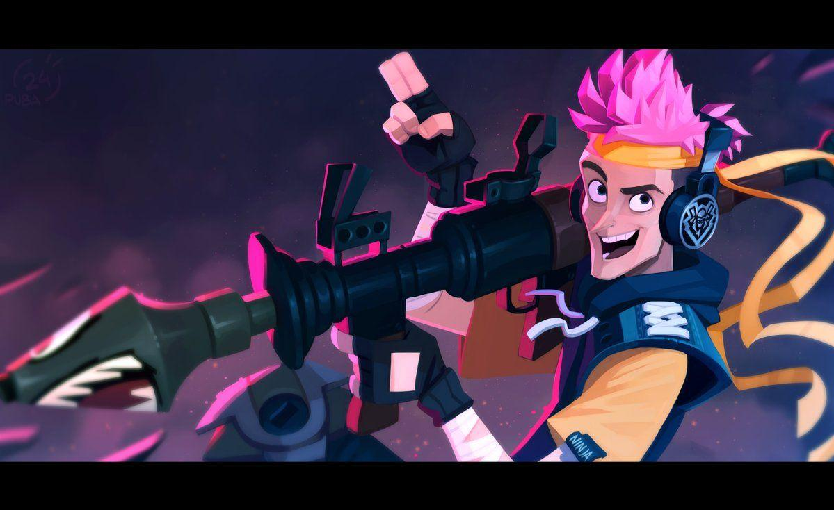 Fortnite Animations Wallpapers Wallpaper Cave