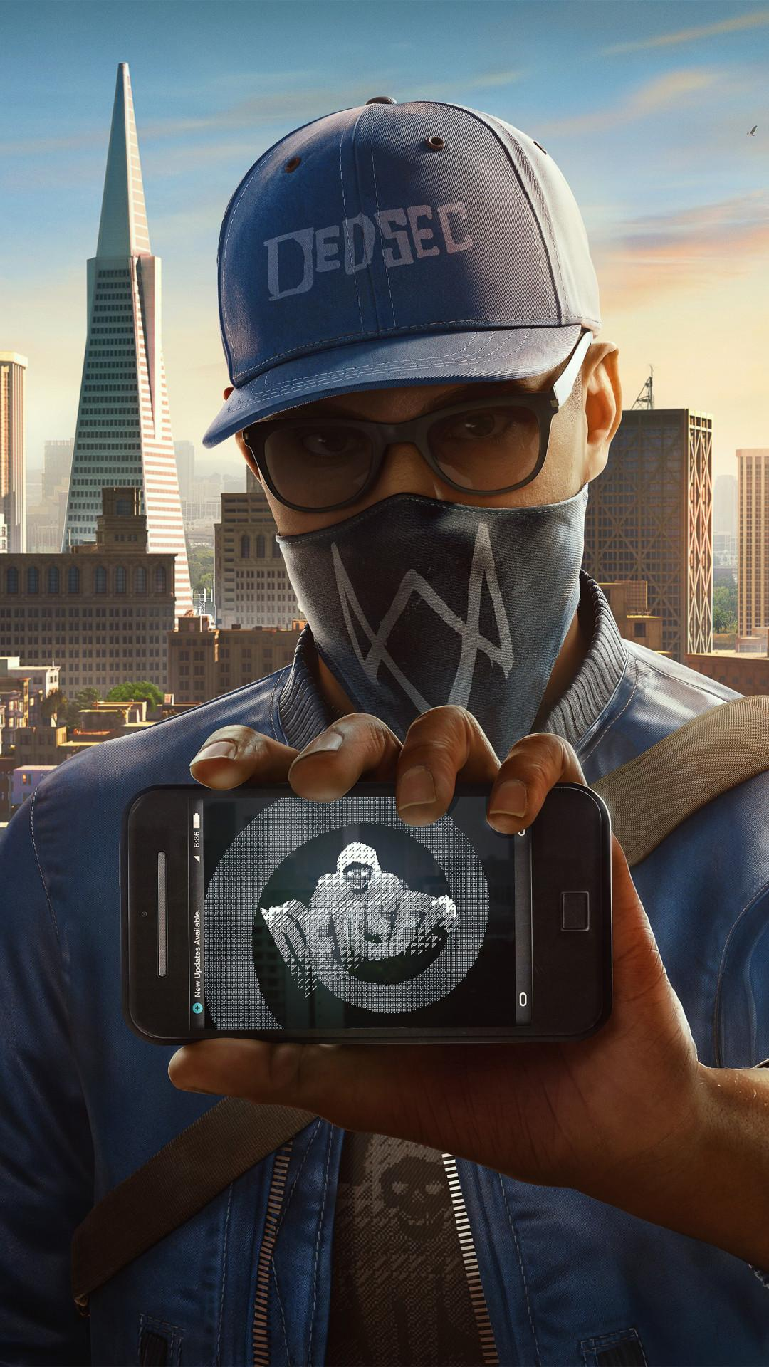 Watch Dogs 2 Hd Android Wallpapers - Wallpaper Cave