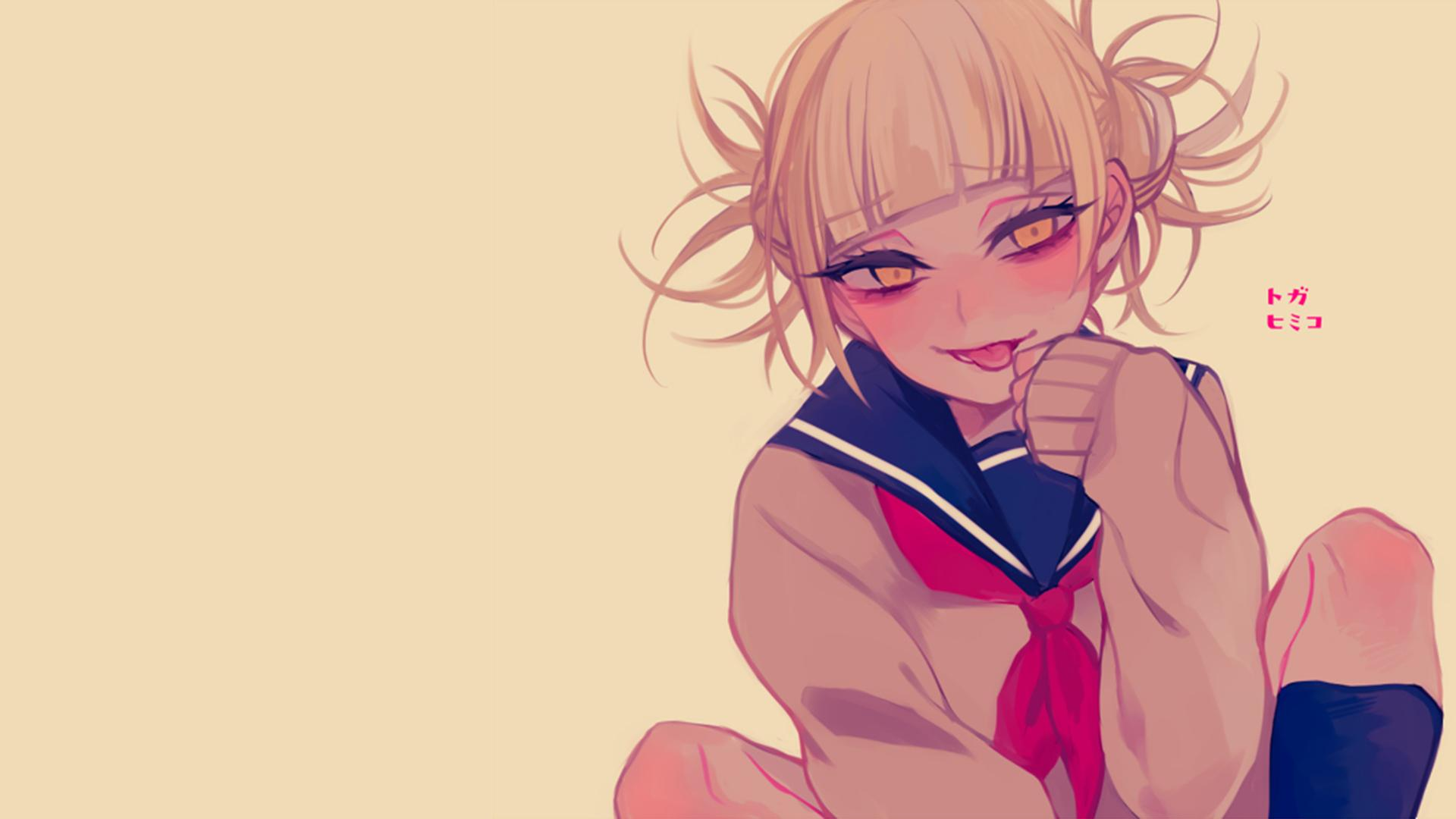 Anime Toga Himiko Wallpapers - Wallpaper Cave
