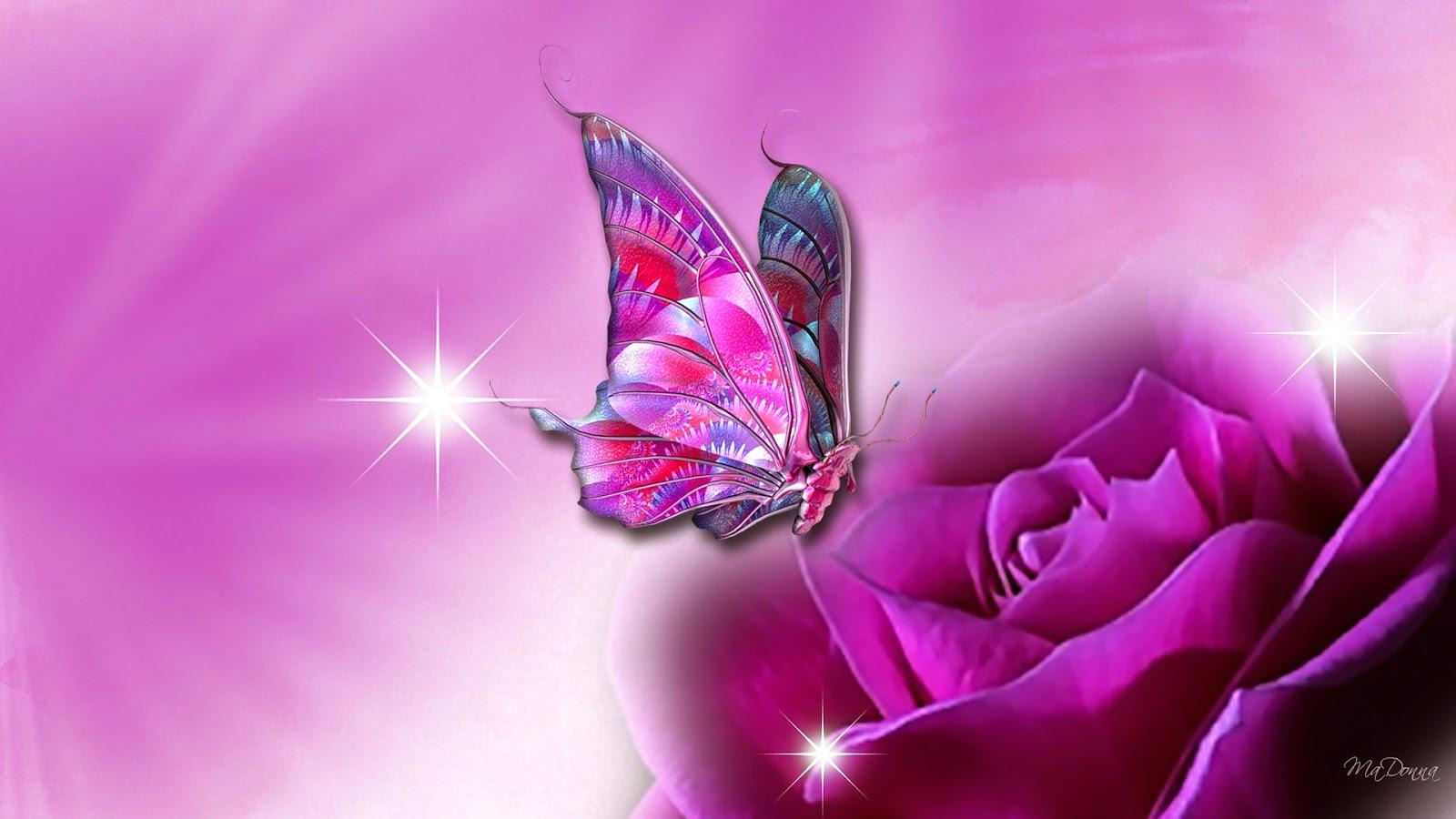 Aesthetic Butterfly Laptop Wallpapers - Wallpaper Cave