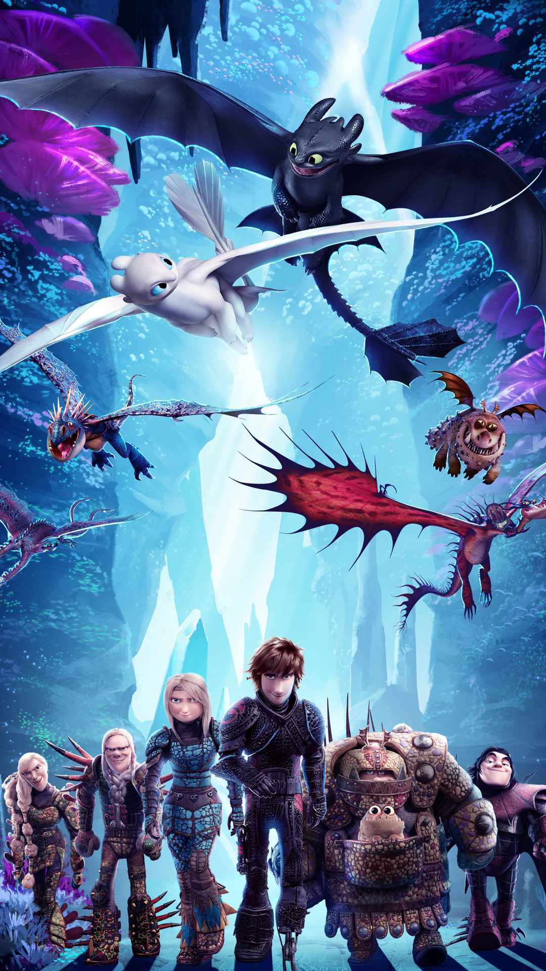 Phone How To Train Your Dragon Wallpapers Wallpaper Cave