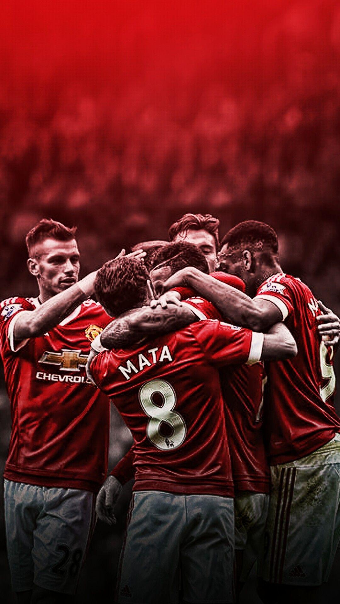 10+ Manchester United Players Wallpaper