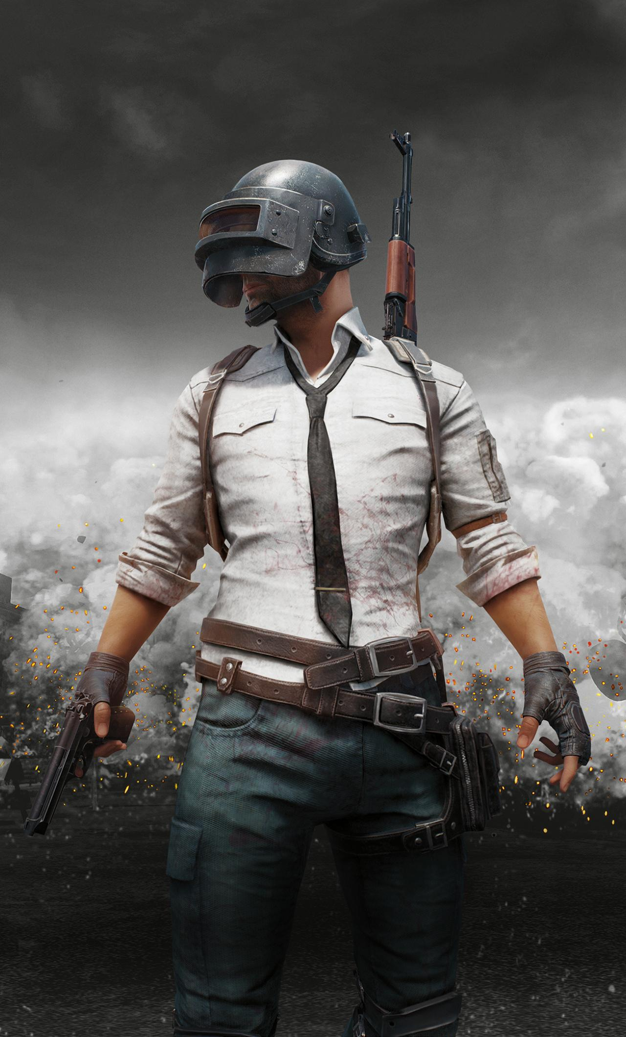 PUBG Mobile Character Hd Wallpapers - Wallpaper Cave