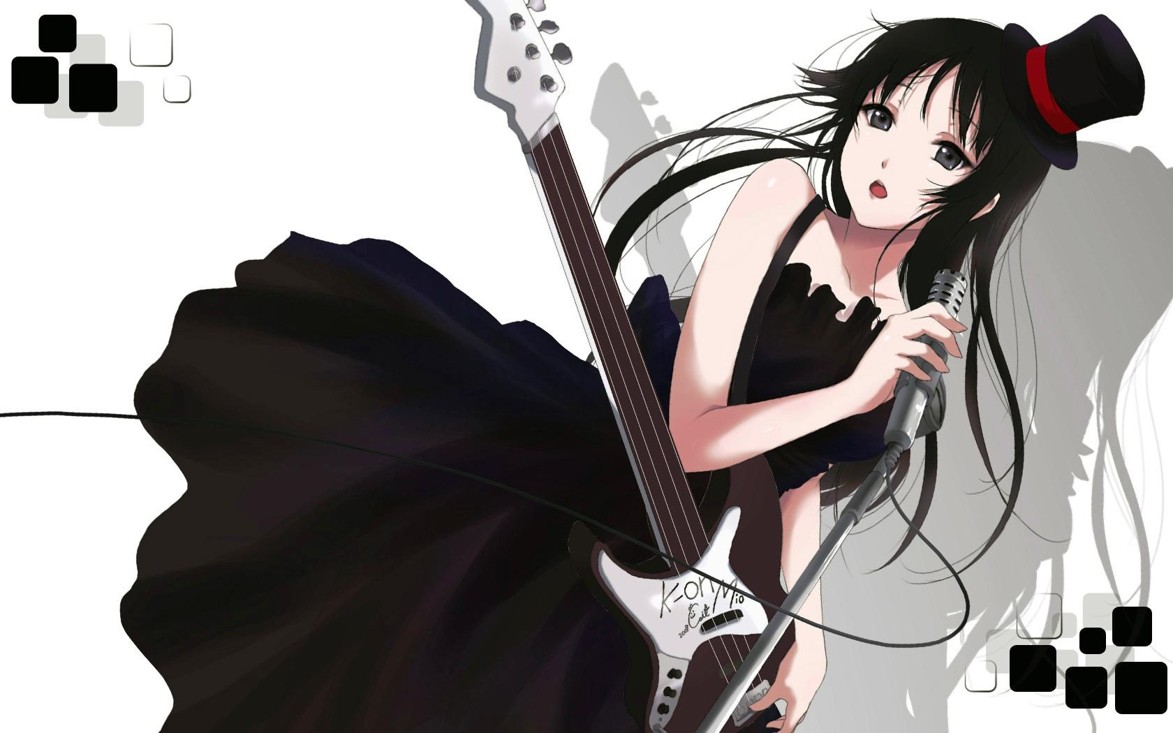 Rock Band Anime Girls Wallpapers - Wallpaper Cave