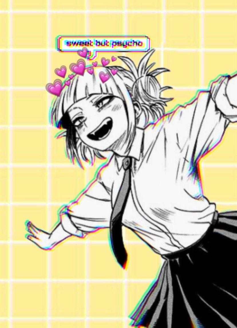Himiko Toga Aesthetic Wallpapers Wallpaper Cave