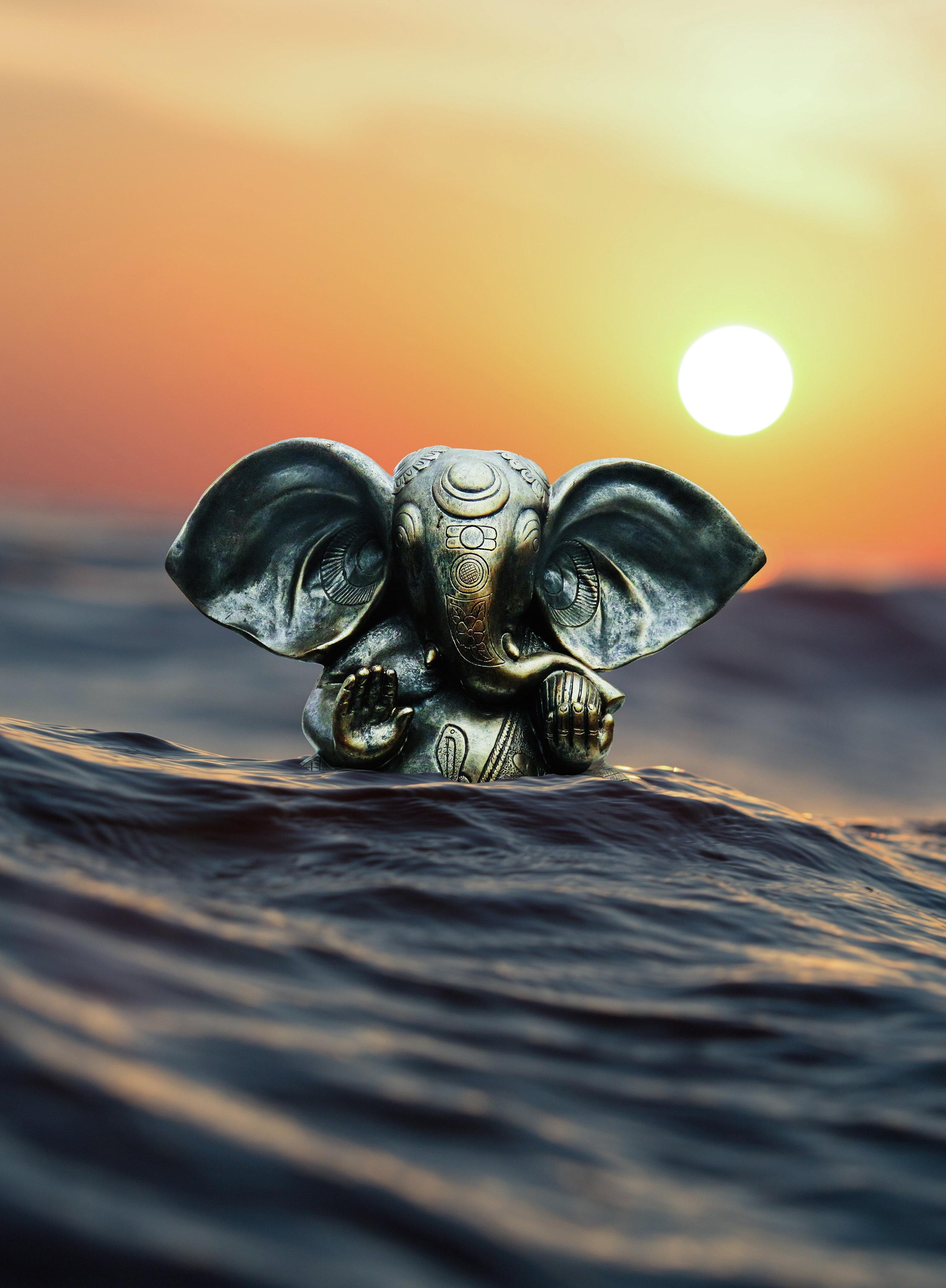 Lord Ganesh Hd iPhone Wallpapers - Wallpaper Cave
