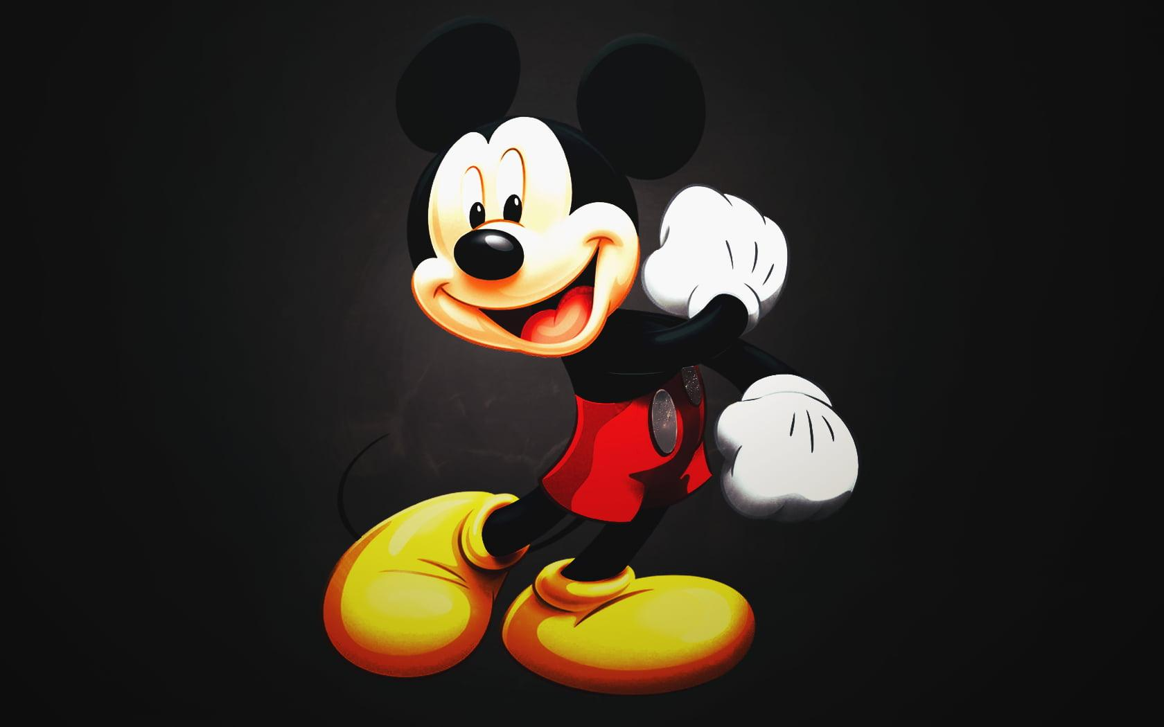 Mickey Mouse City Wallpapers - Wallpaper Cave