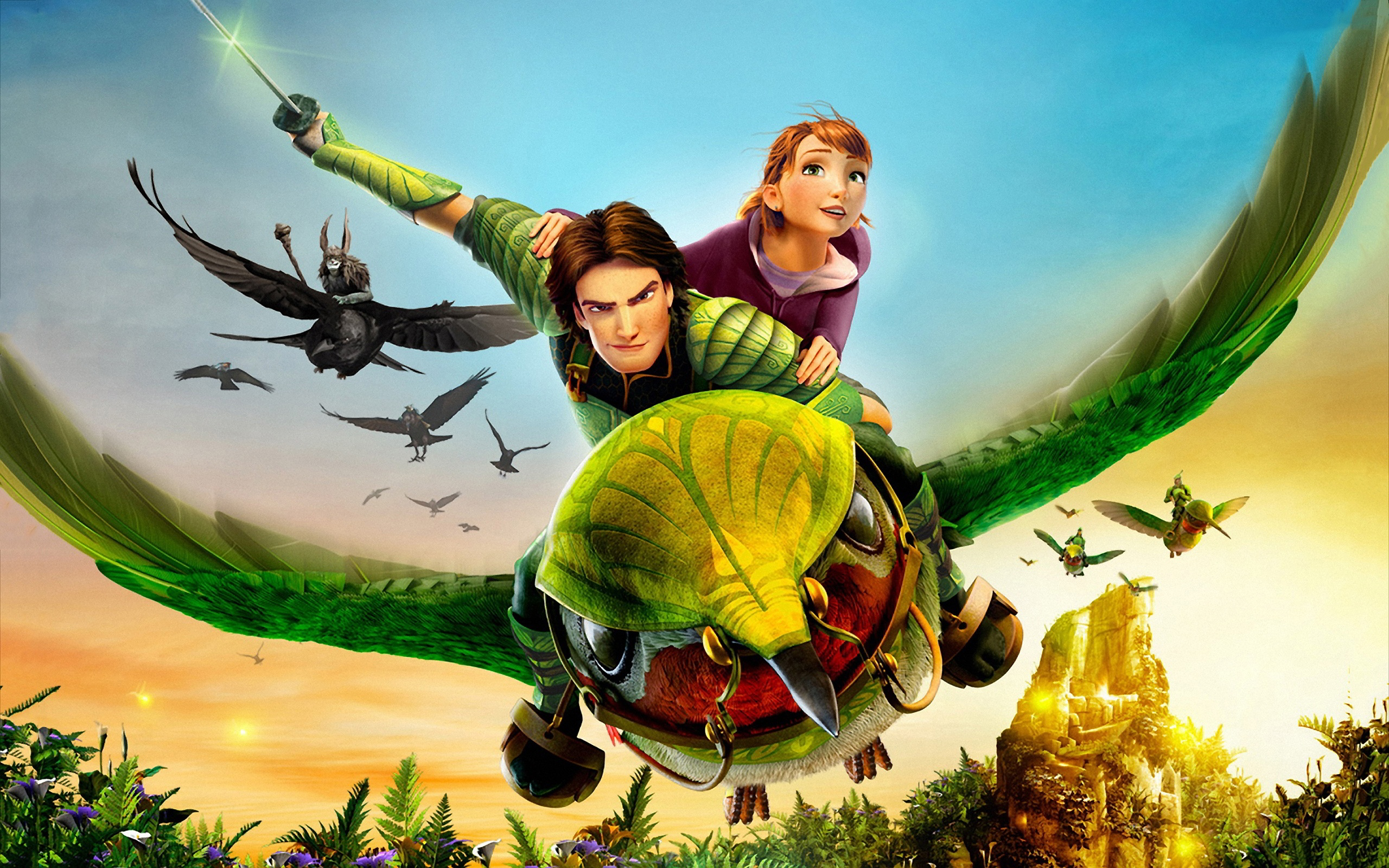 Animation Movies Wallpapers Wallpaper Cave