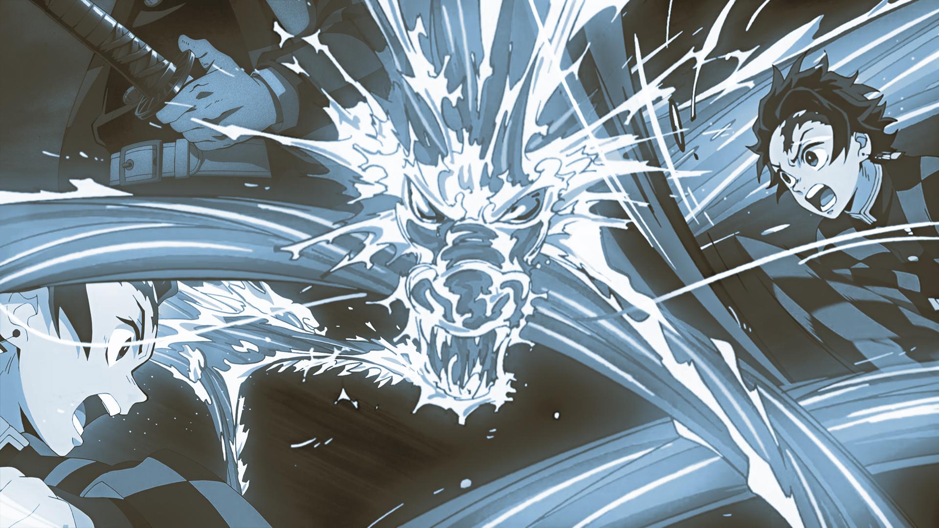 Cool Anime Demon Slayer Wallpapers - Wallpaper Cave