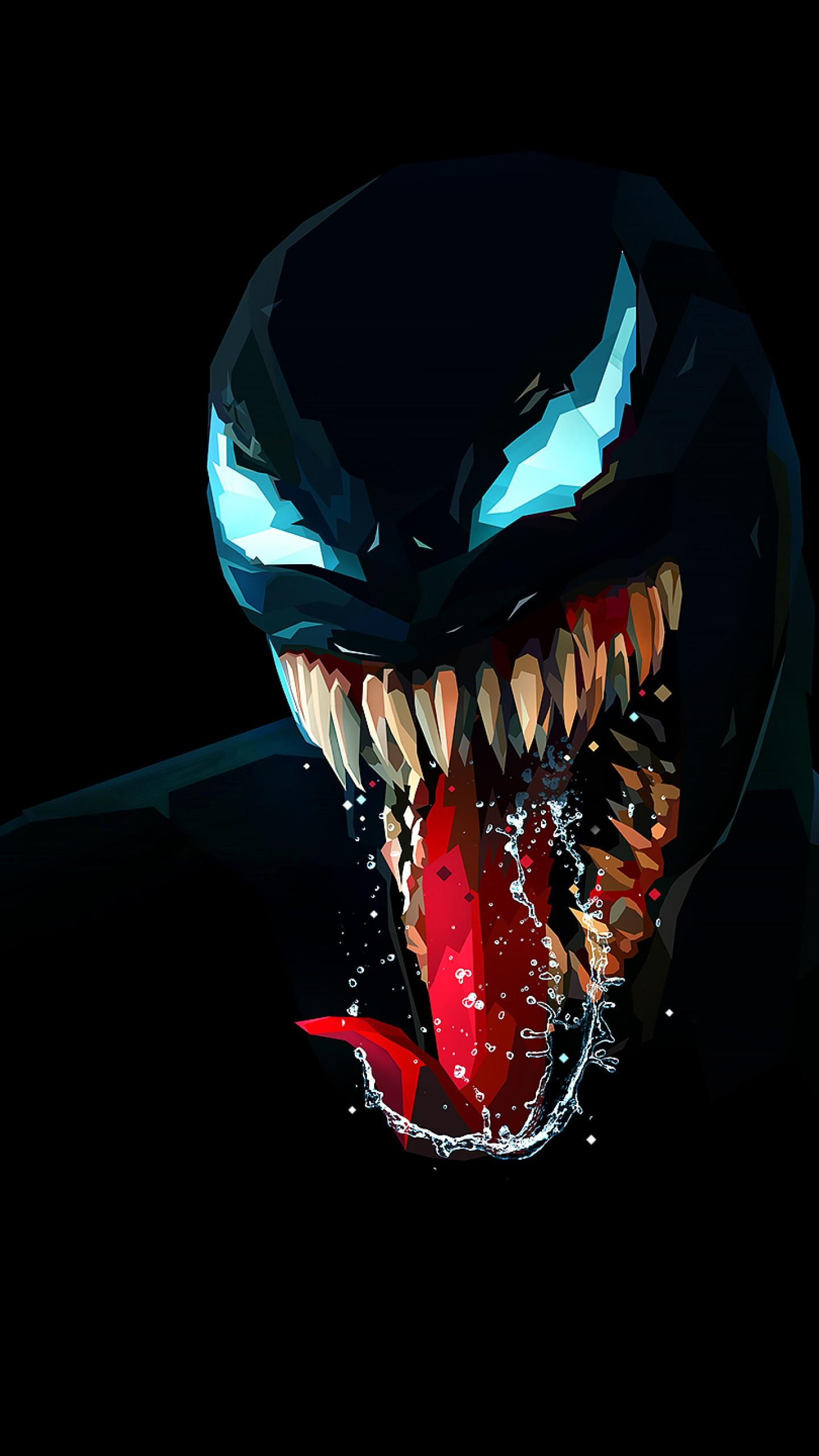 Venom Hd Iphone Wallpapers Wallpaper Cave