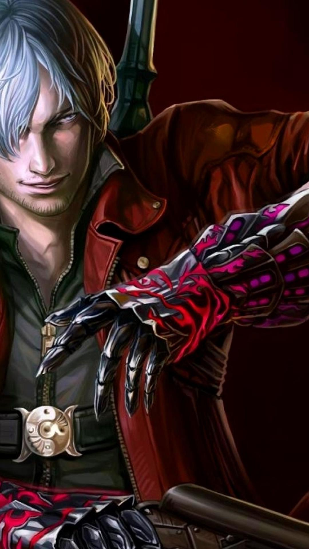 Devil May Cry 4 Phone Hd Wallpapers Wallpaper Cave