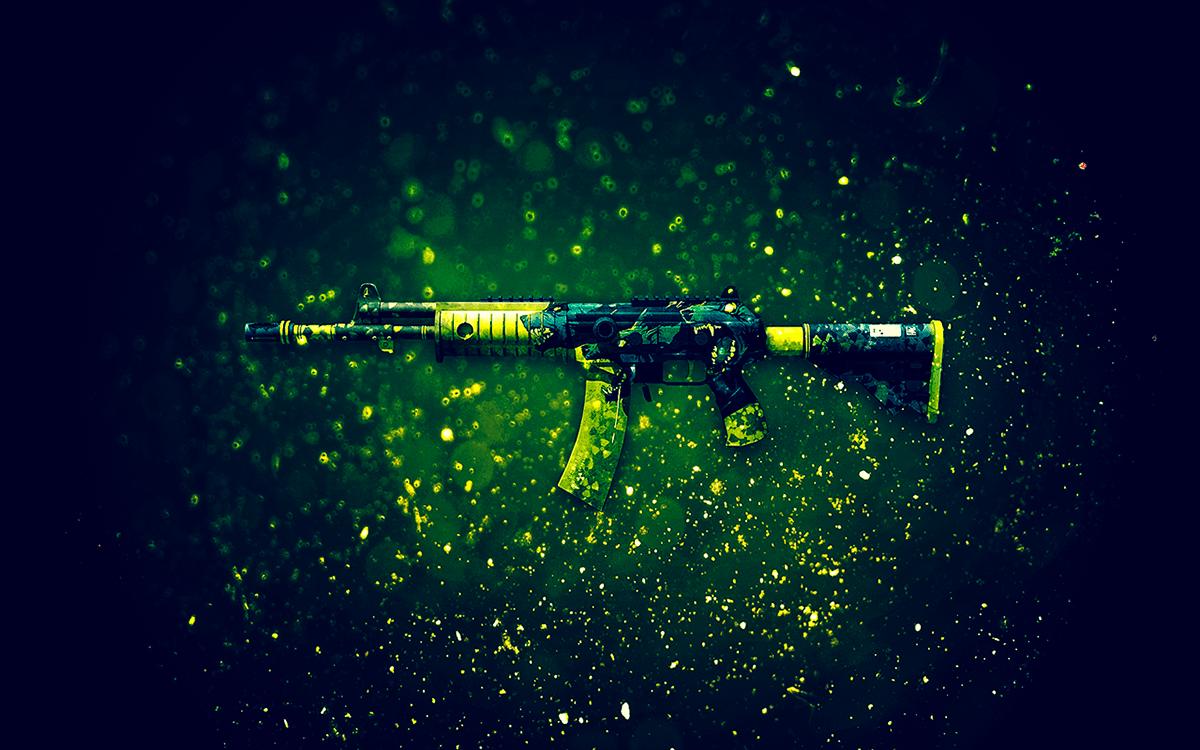 Gun Skin Wallpapers Wallpaper Cave