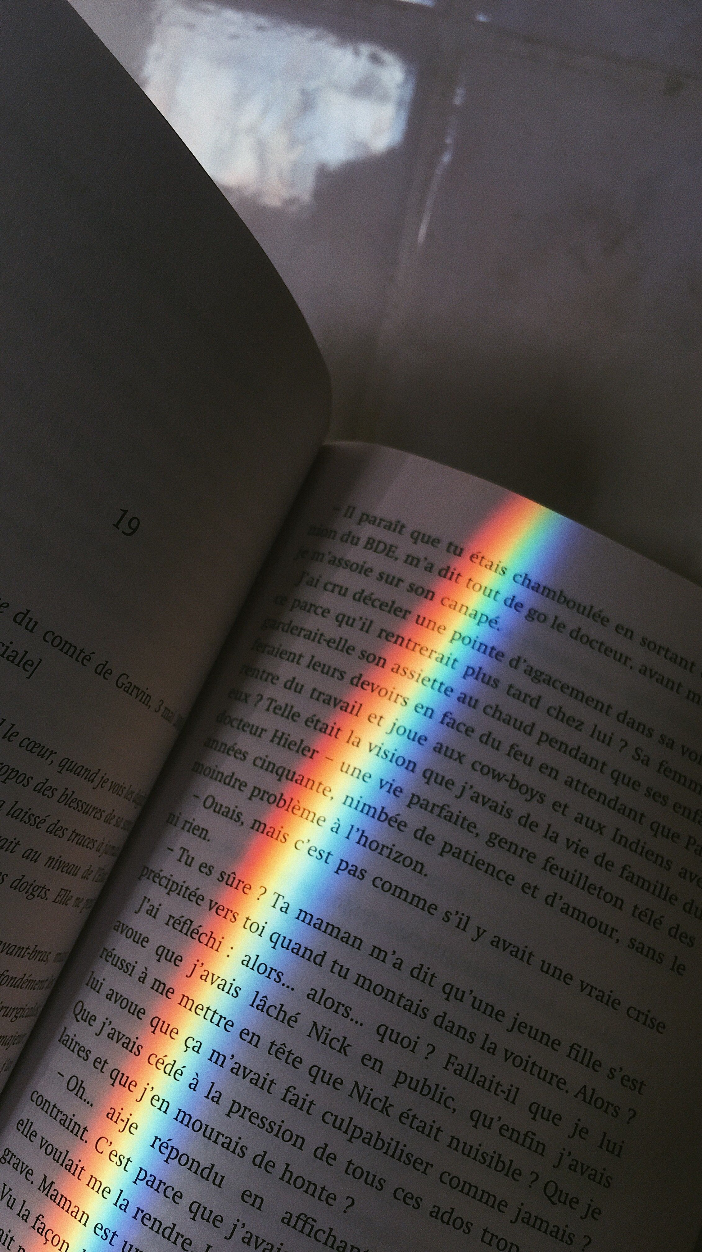 Rainbow Aesthetic Wallpapers Wallpaper Cave