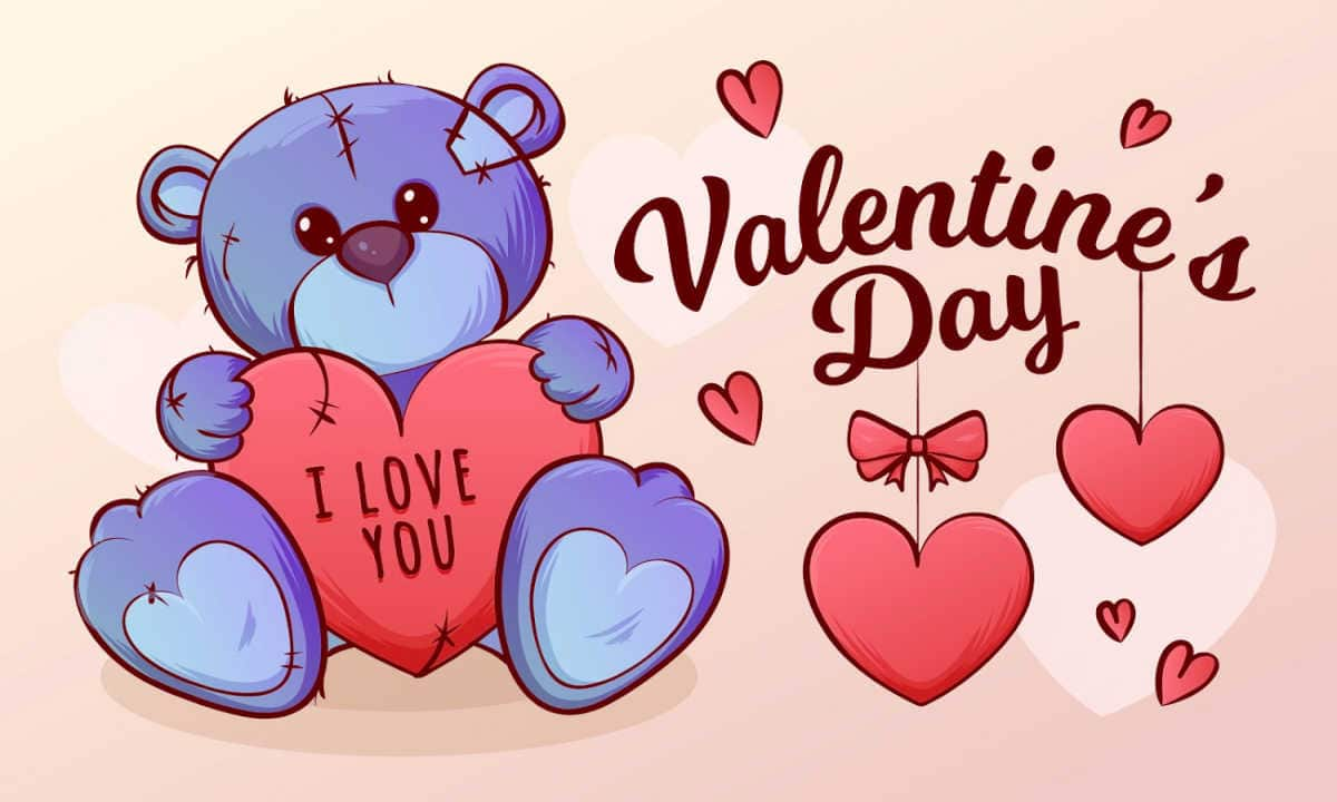 Happy Valentines Day Image 2020, Wallpapers, HD Pictures, GIFs