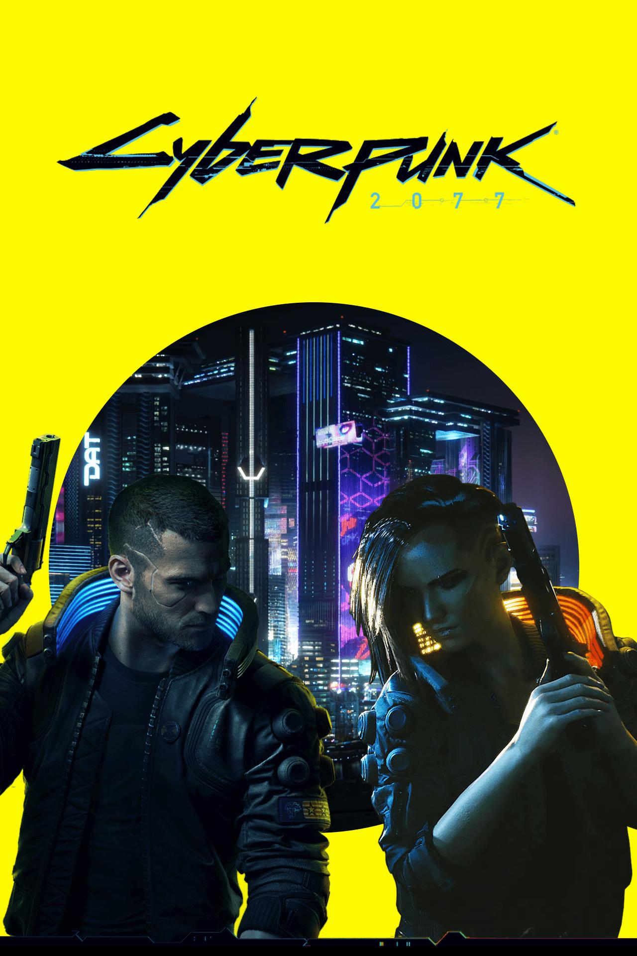 Cyberpunk 2077 Mobile Wallpapers - Wallpaper Cave