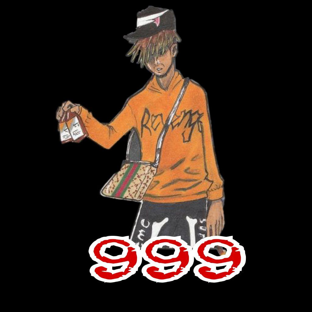 Juice Wrld Anime Wallpapers - Wallpaper Cave