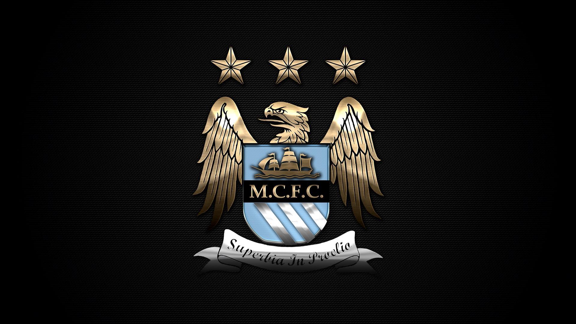 Manchester City Emblem Hd Computer Wallpapers - Wallpaper Cave