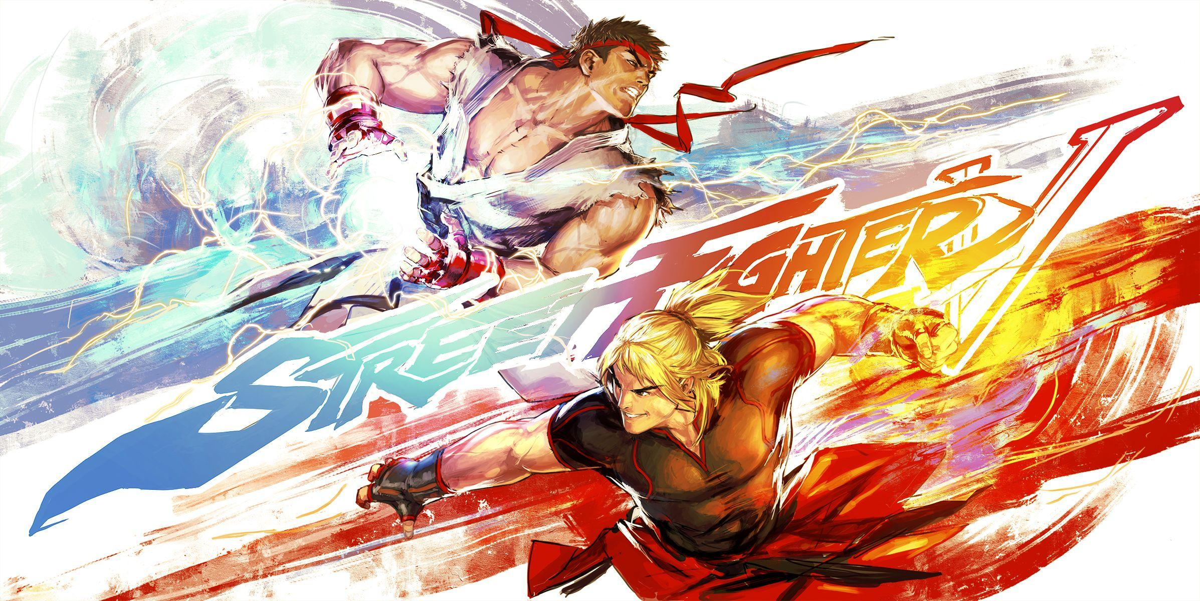 Ryu Vs Ken Wallpapers Wallpaper Cave